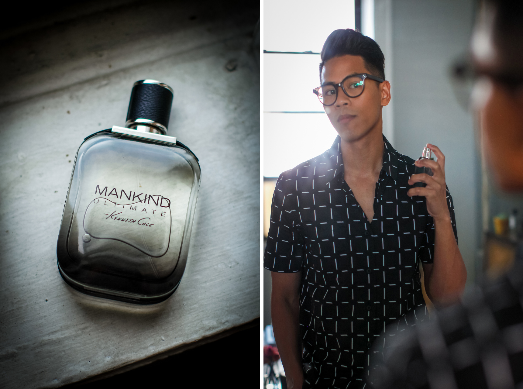 oh anthonio - kenneth cole mankind ultimate