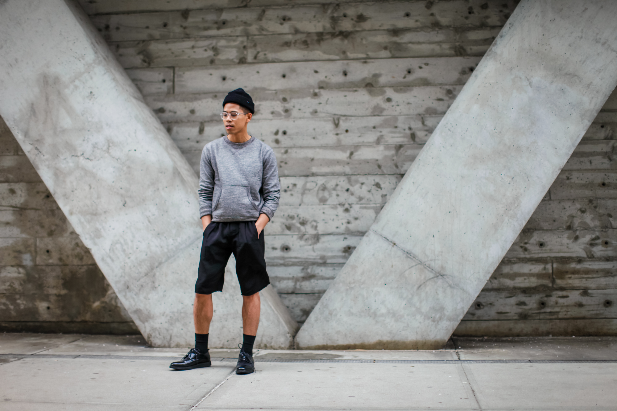 oh anthonio - Anthony Urbano - men's streetwear outfit