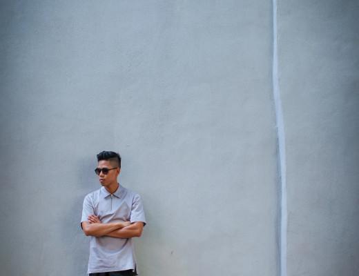 oh anthonio - Anthony Urbano - men's streetwear popover shirt