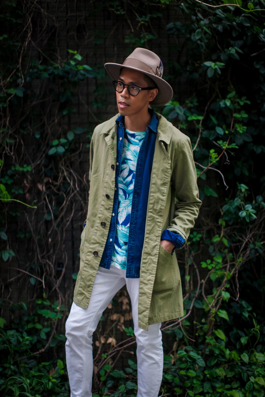 oh anthonio - Anthony Urbano - scotch & soda men's outfit