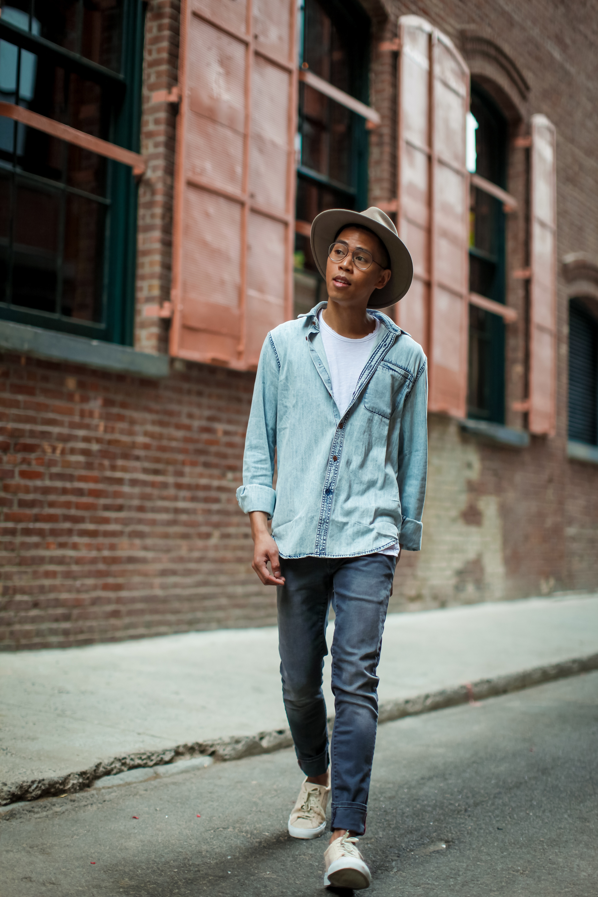 oh anthonio - Anthony Urbano - men's street style outfit