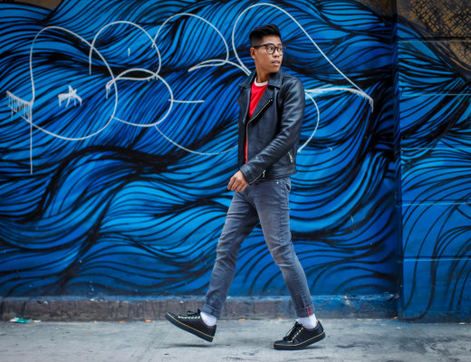 oh anthonio - Anthony Urbano - men's greaser 1950s outfit