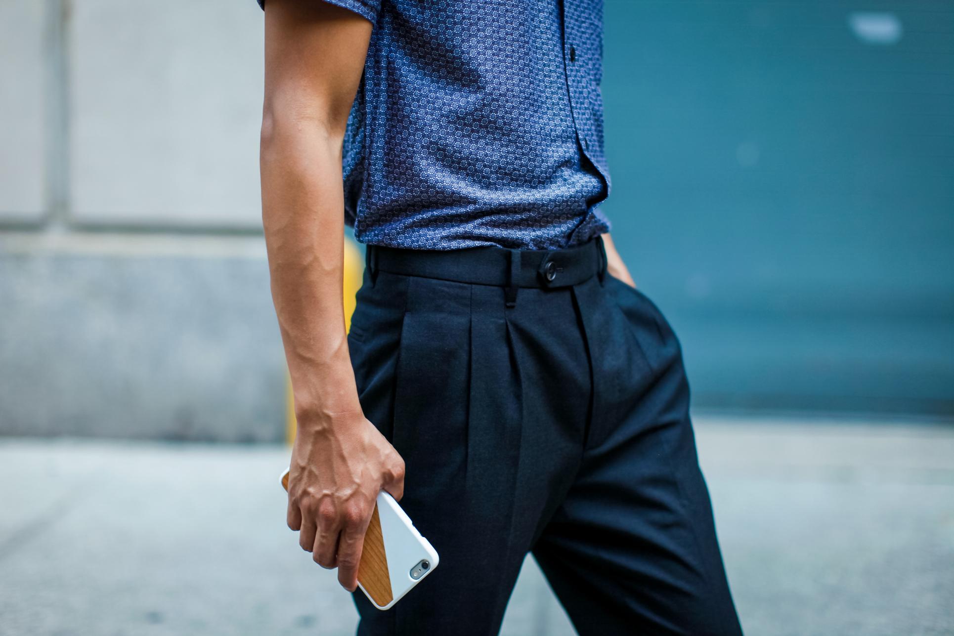oh anthonio - Anthony Urbano - men's retiree style trend