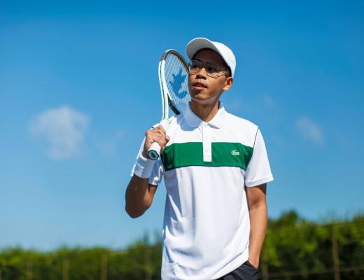 oh anthonio - Anthony Urbano - Lacoste #beautiful tennis montauk