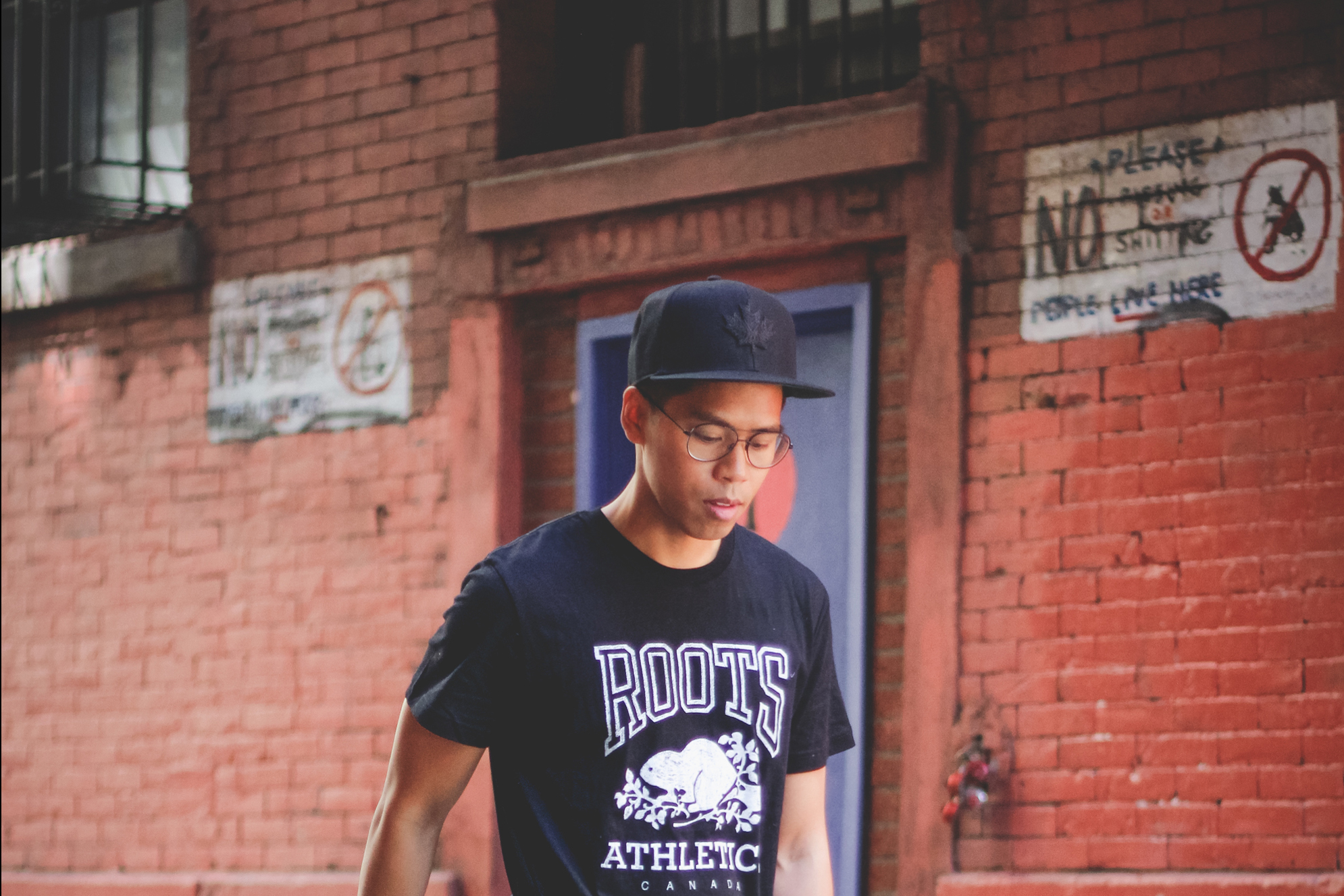 mens graphic tee street style