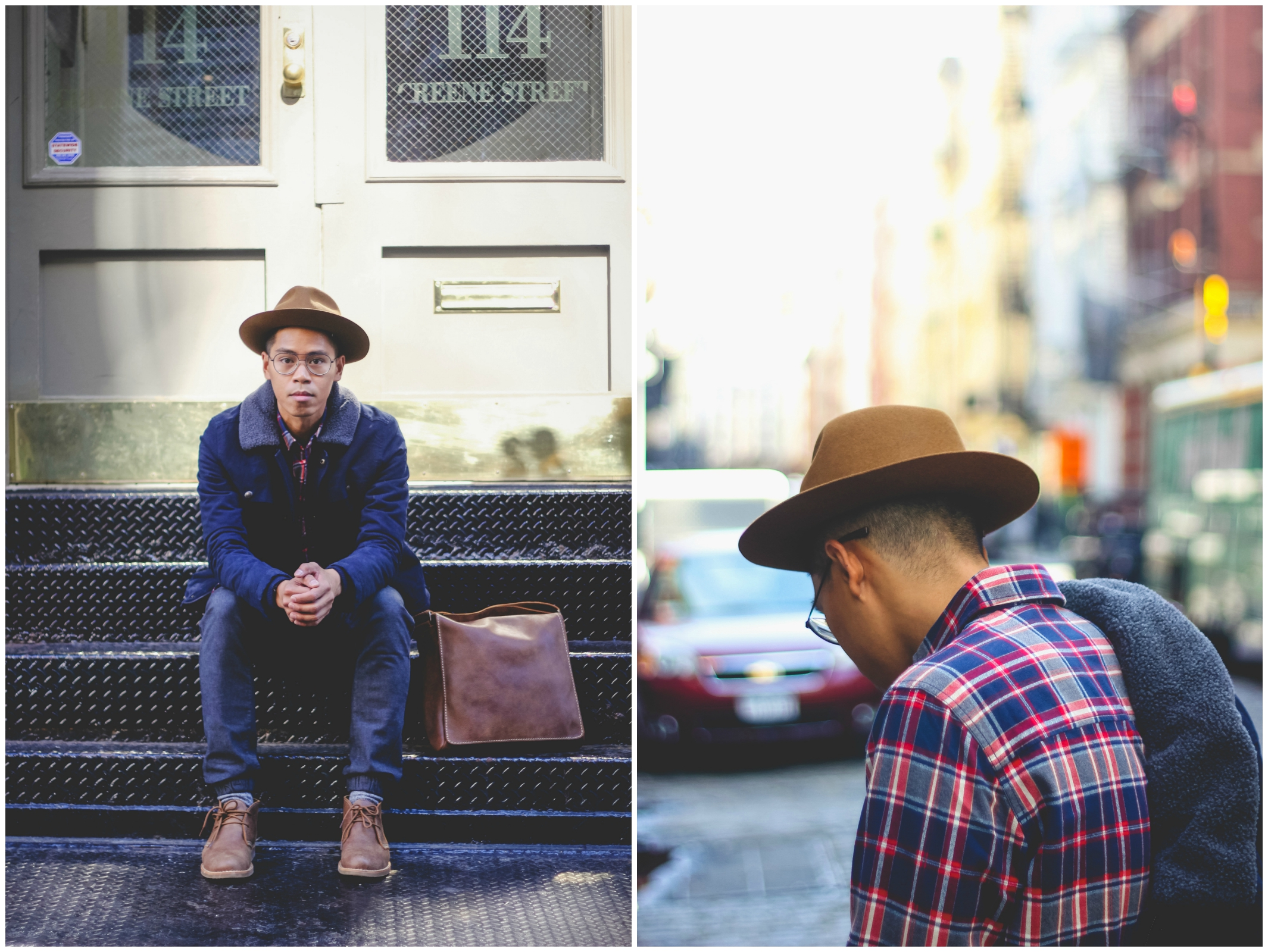 mens casual fall style