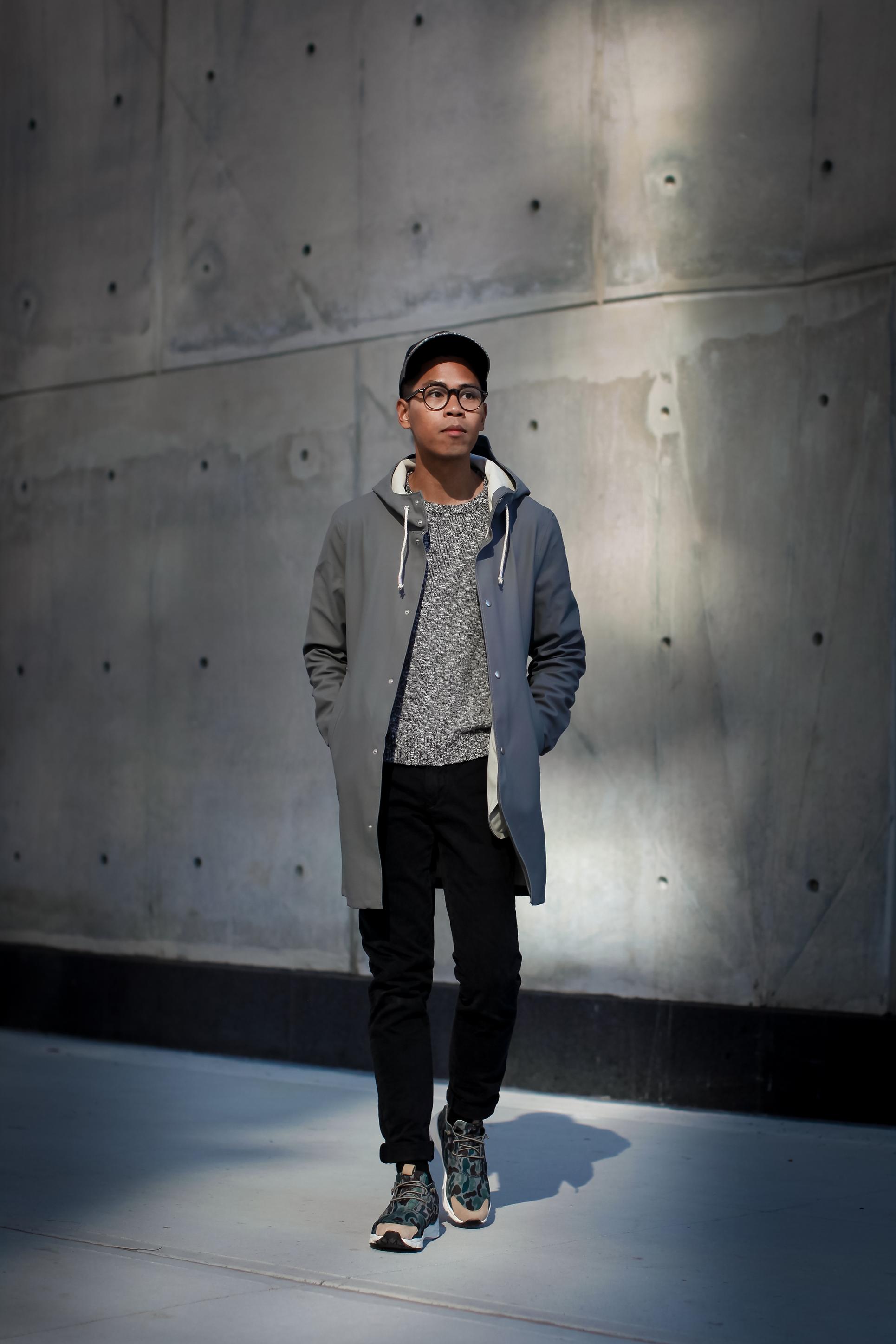 mens streetwear sneaker outfit