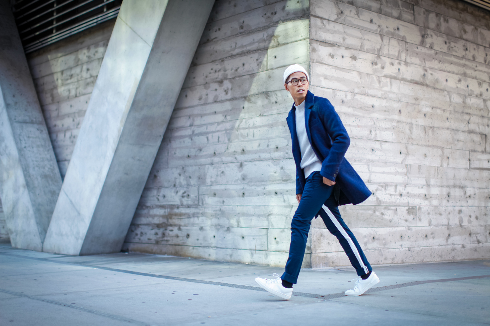how to wear the monochromatic trend