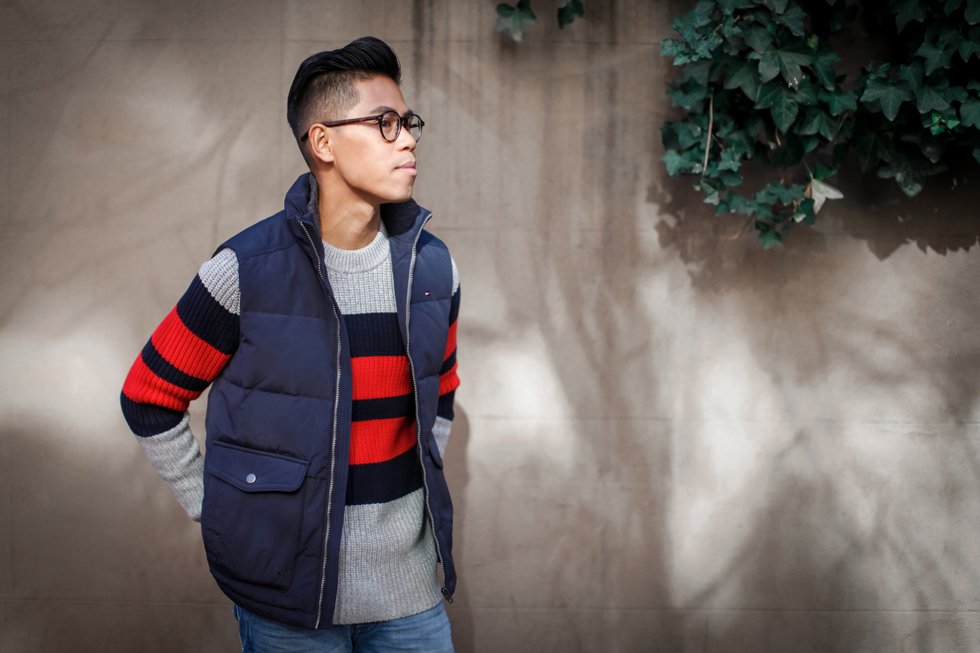 how to layer outerwear