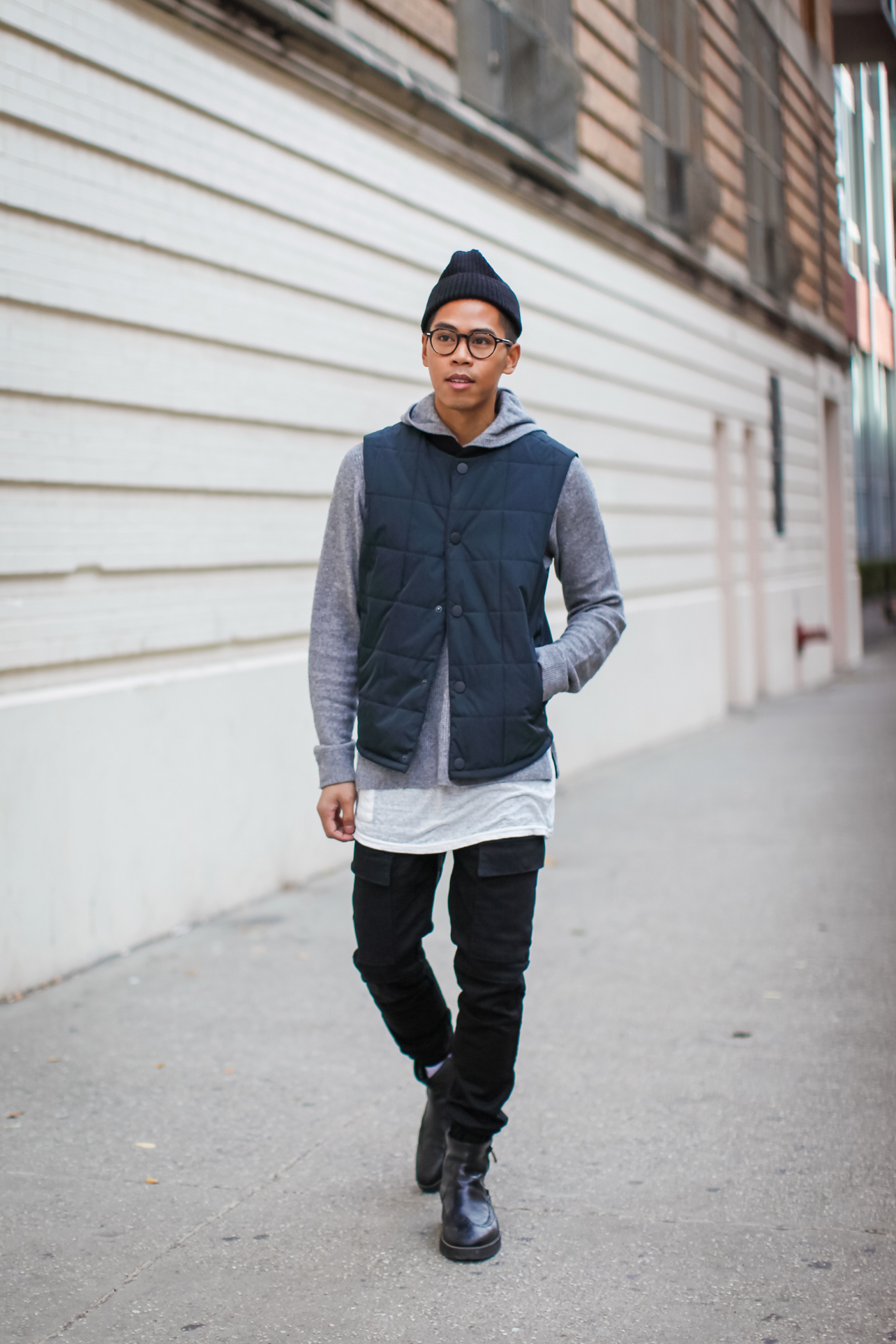 mens streetstyle blogger