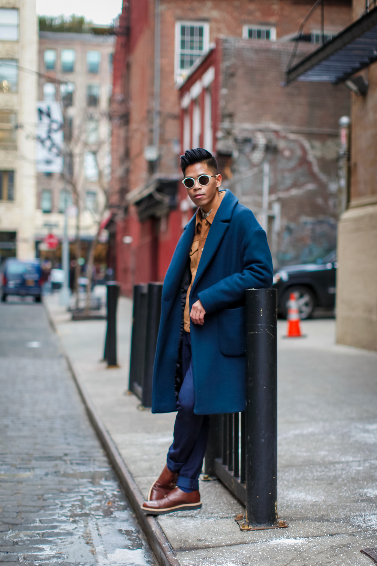 how to wear two jackets