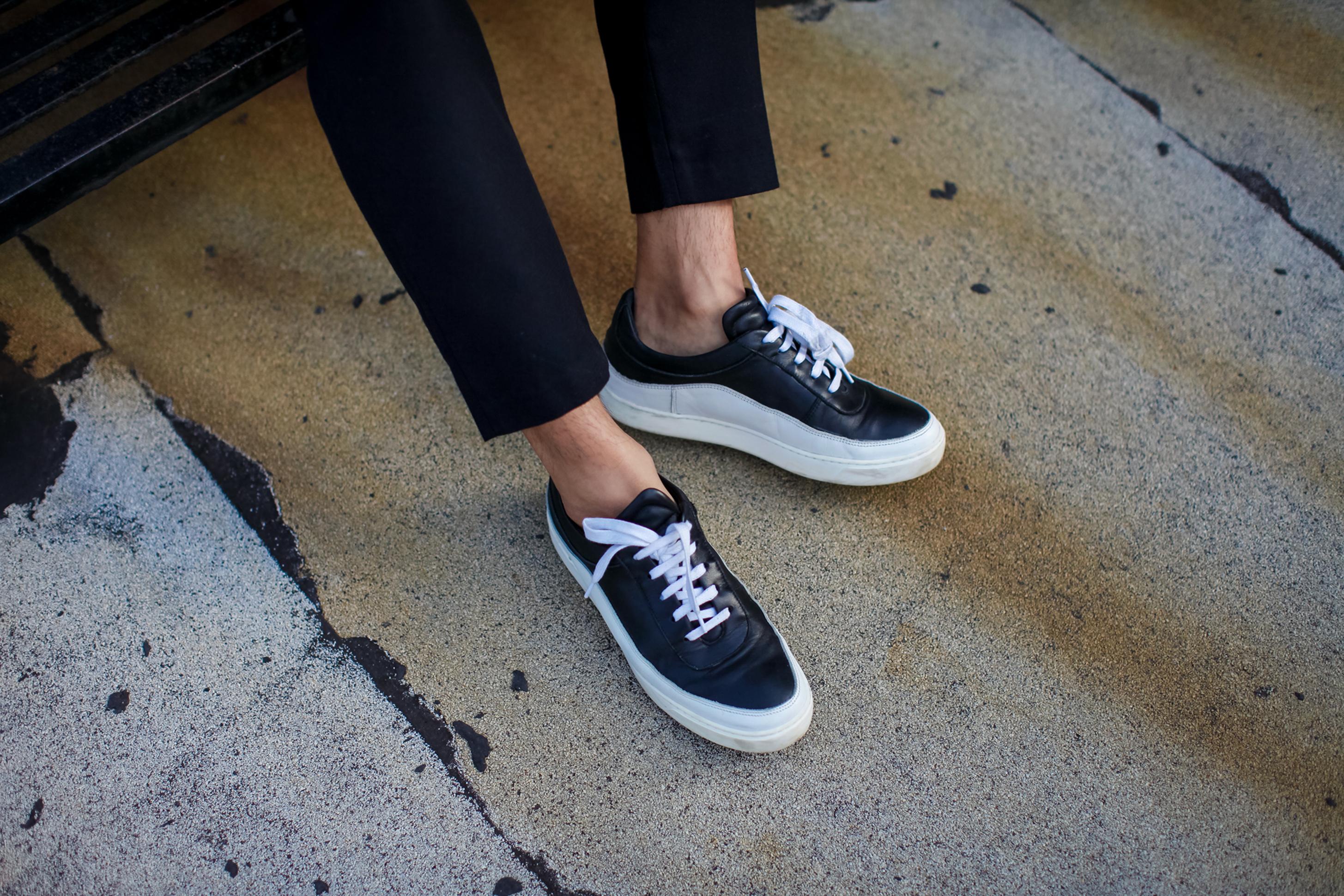 public school mens sneakers