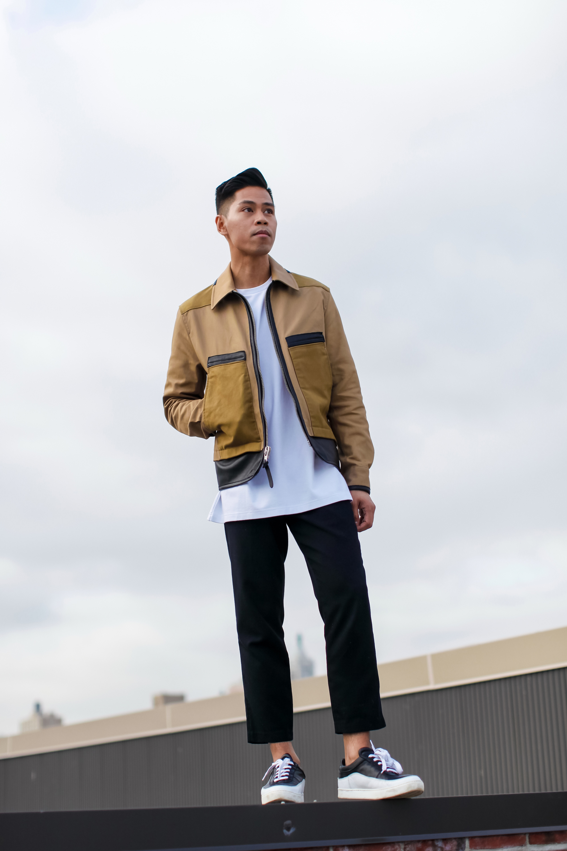 coach ss16 flight jacket