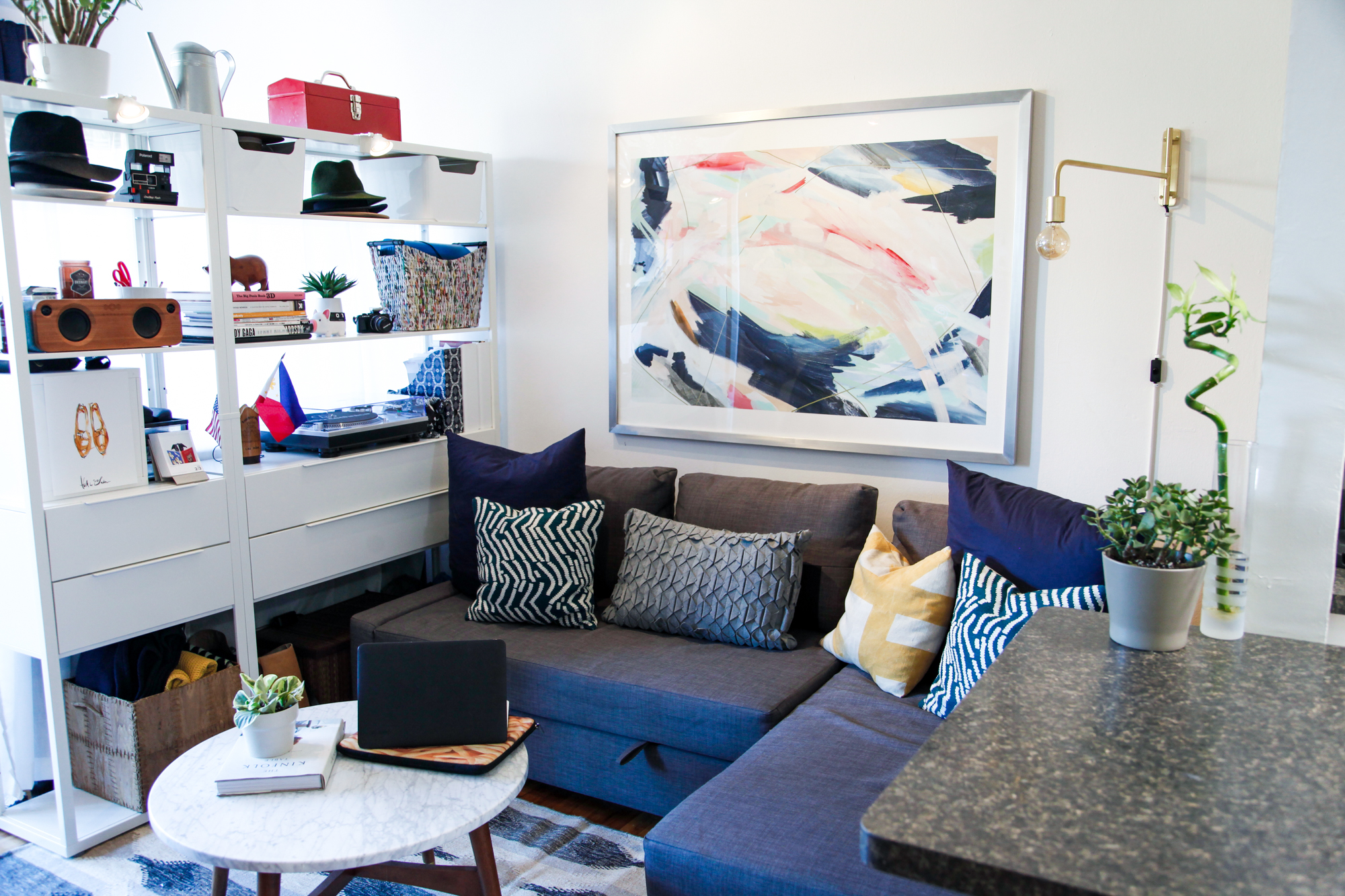 NYC Studio Apartment Tour