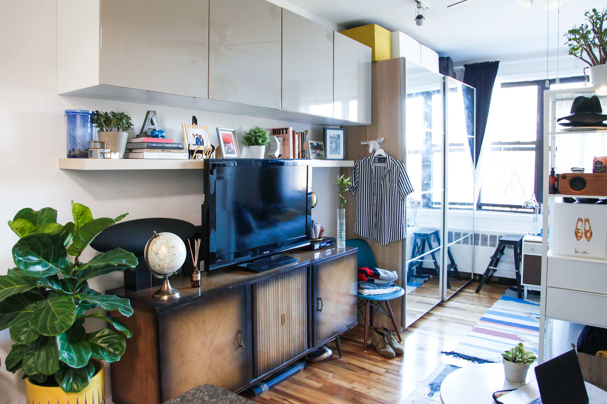 NYC Studio Apartment Makeover