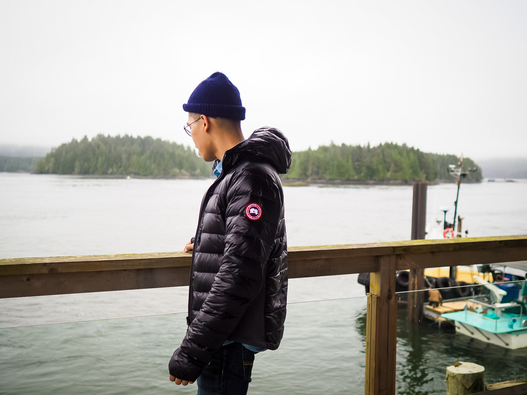 Exploring Tofino With Canada Goose Oh Anthonio