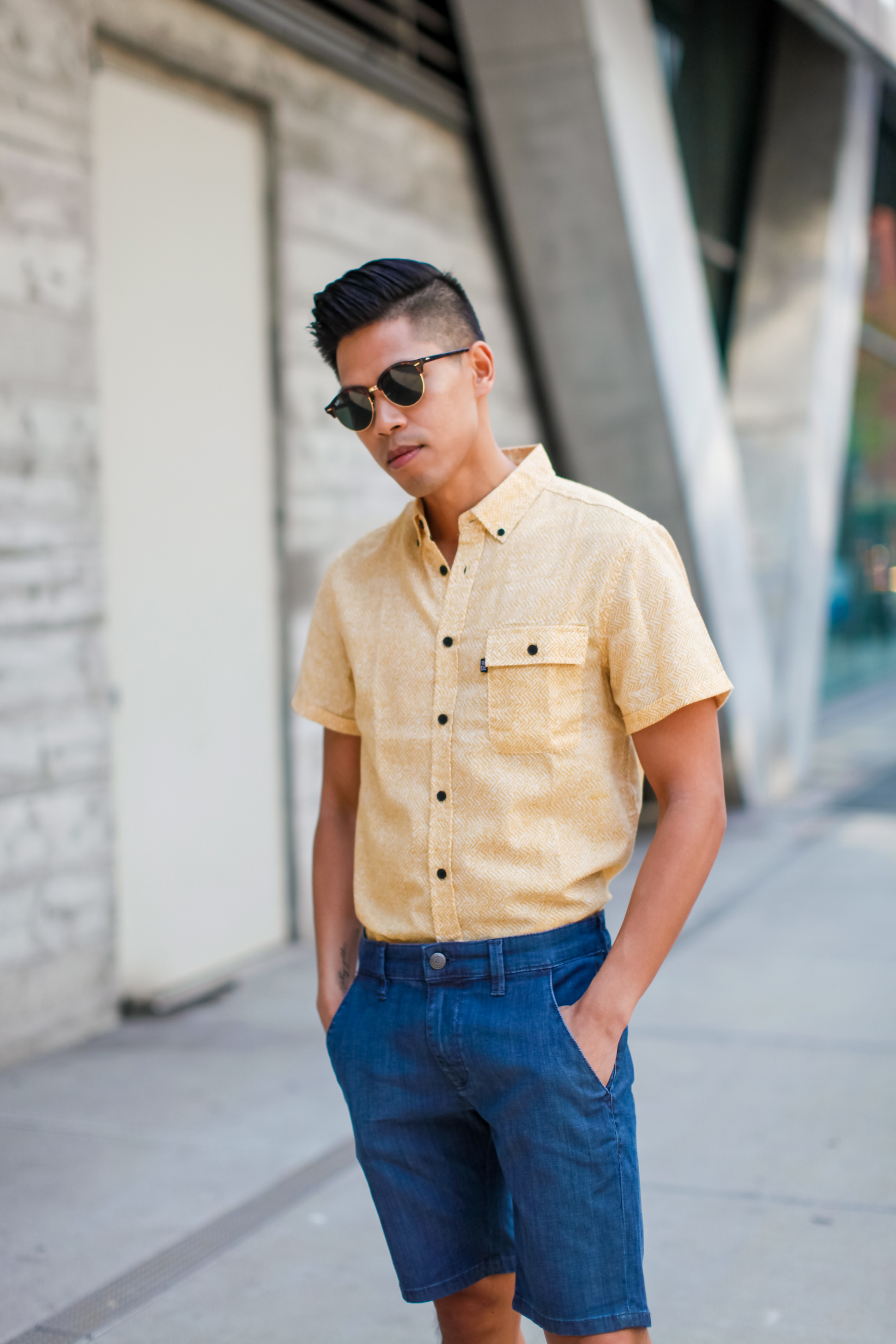 yellow shirt-6