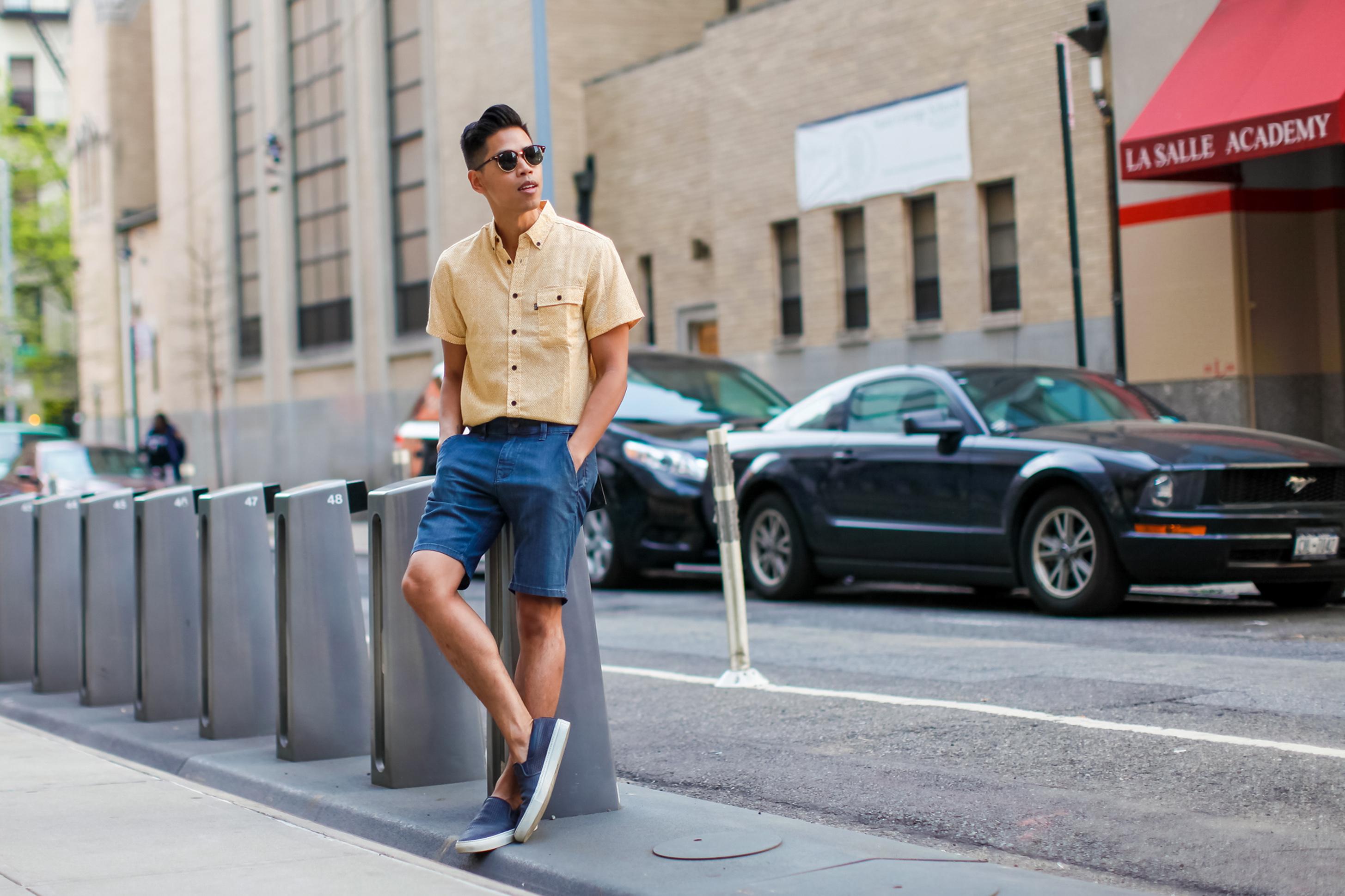 yellow shirt-7