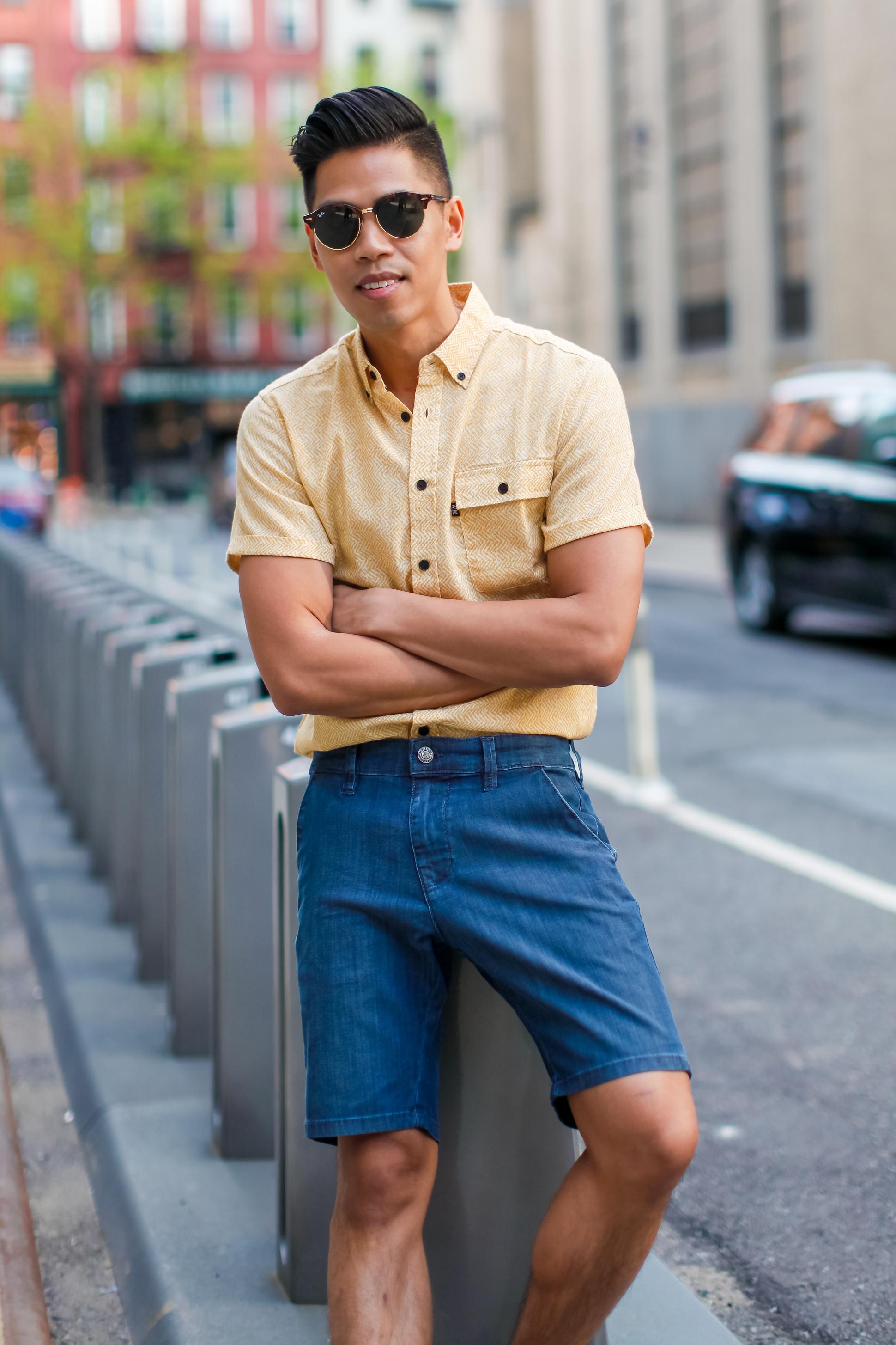yellow shirt-8