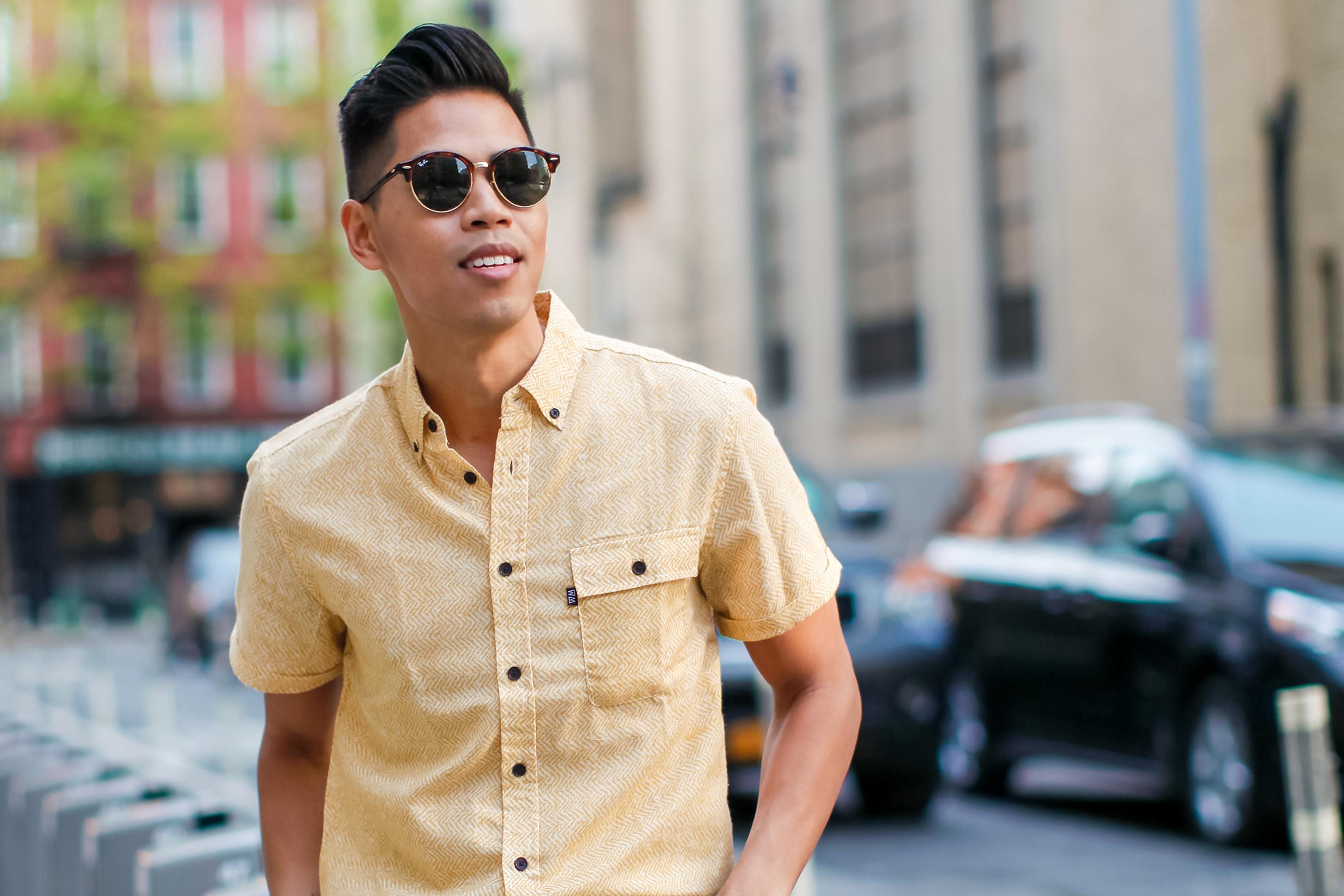 yellow shirt-9