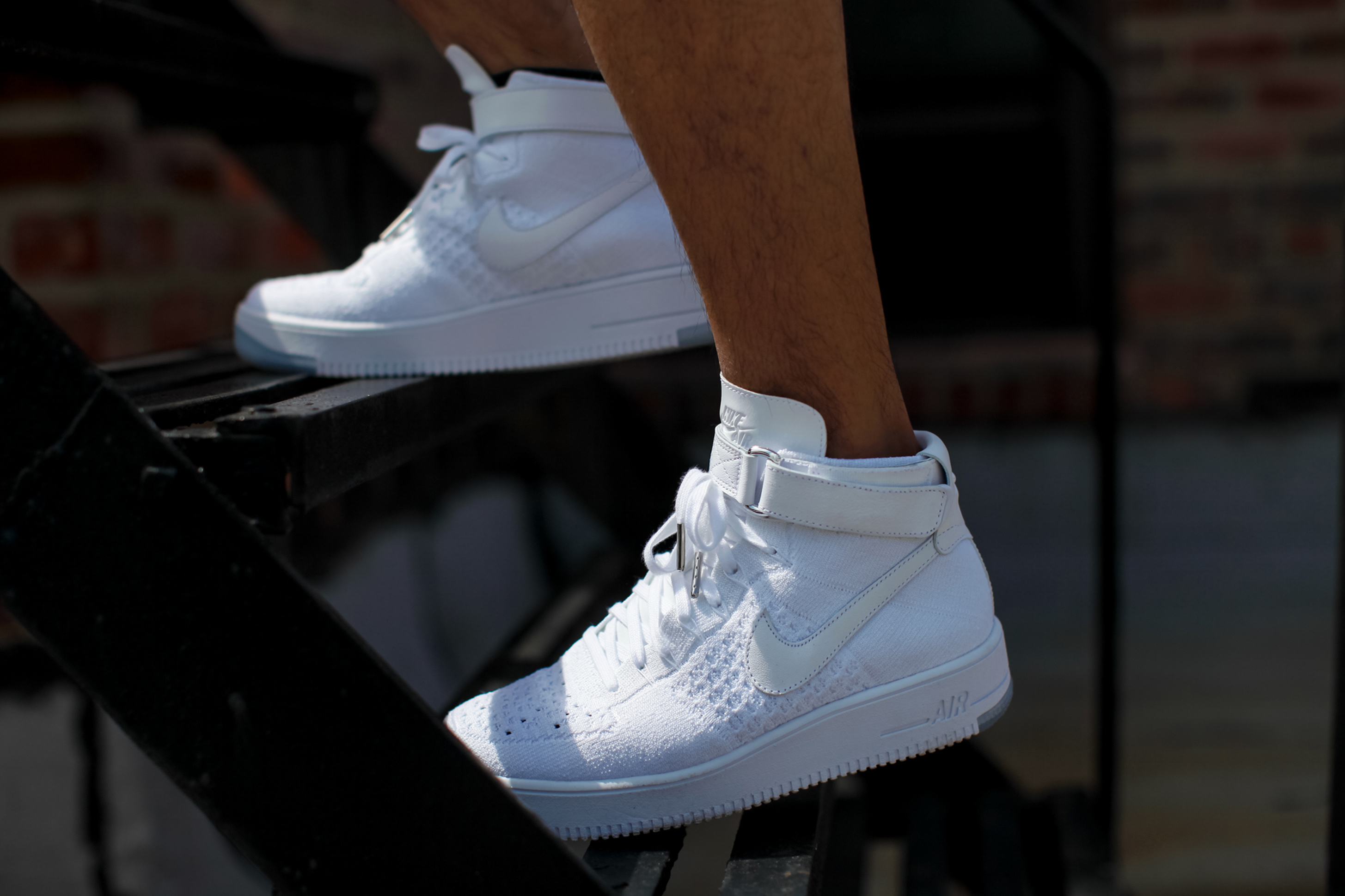 nike air force 1 ultra flyknit street style