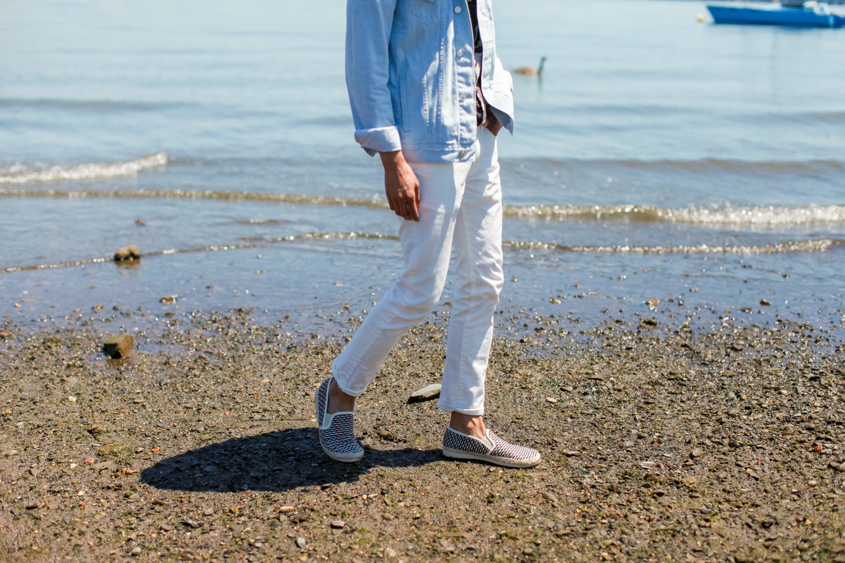 how to wear espadrilles for men