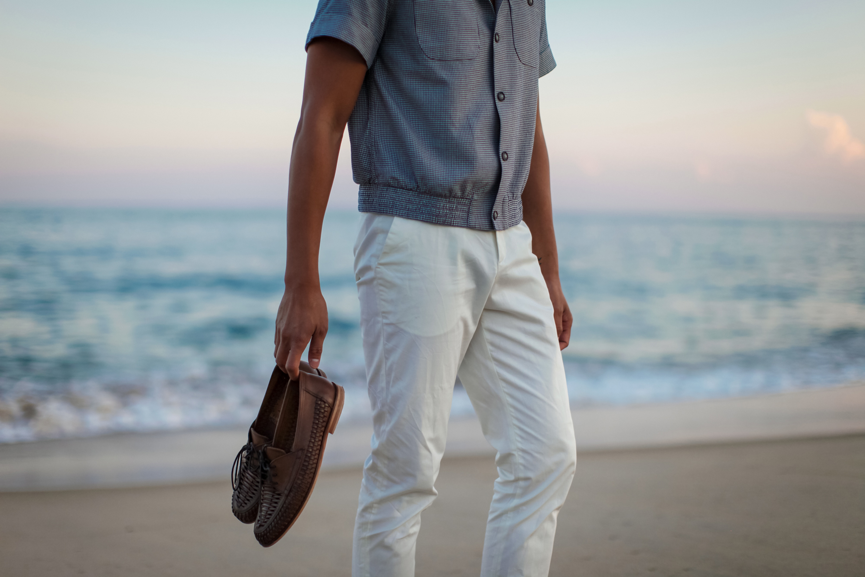 what should guys wear to the hamptons