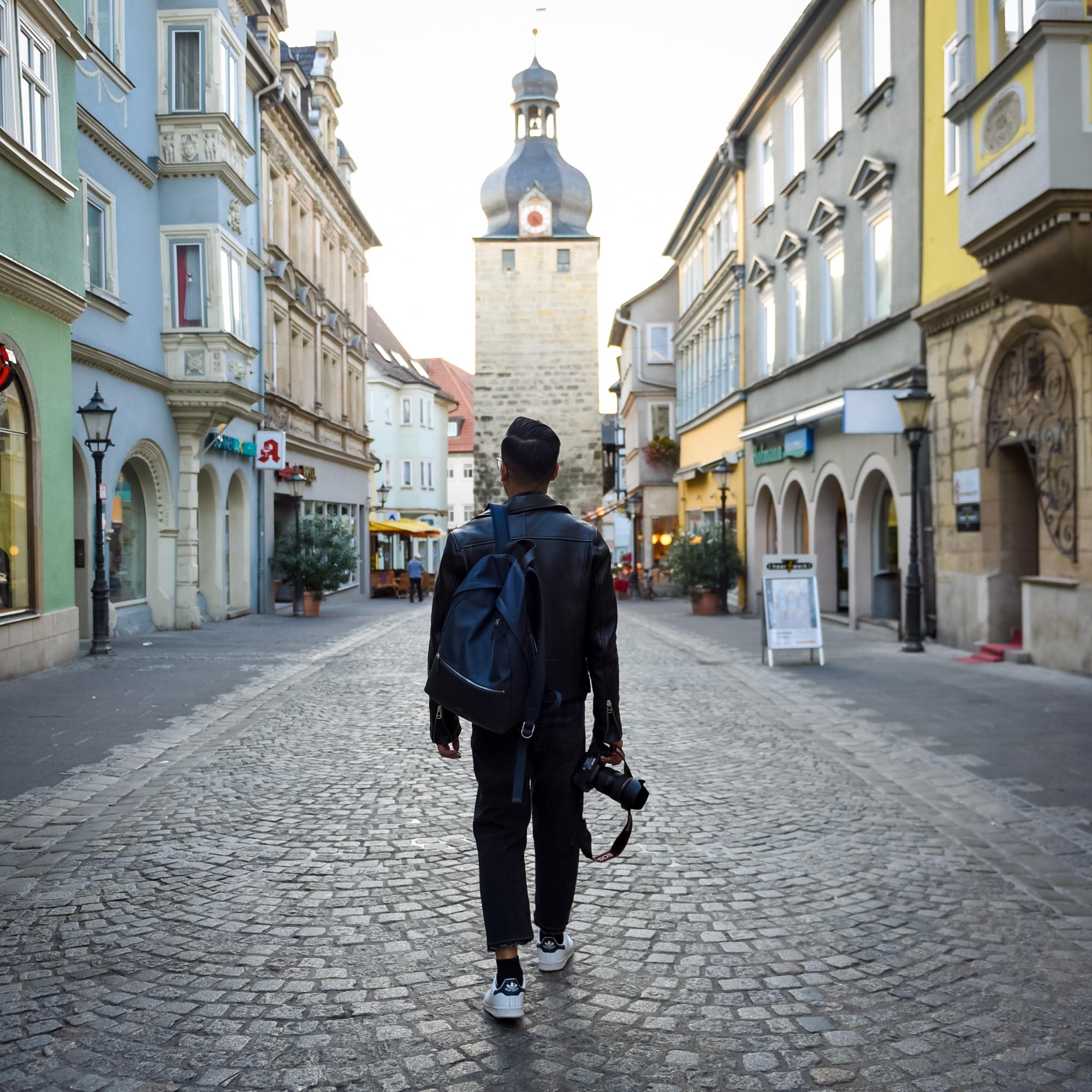 tourist travel coburg germany