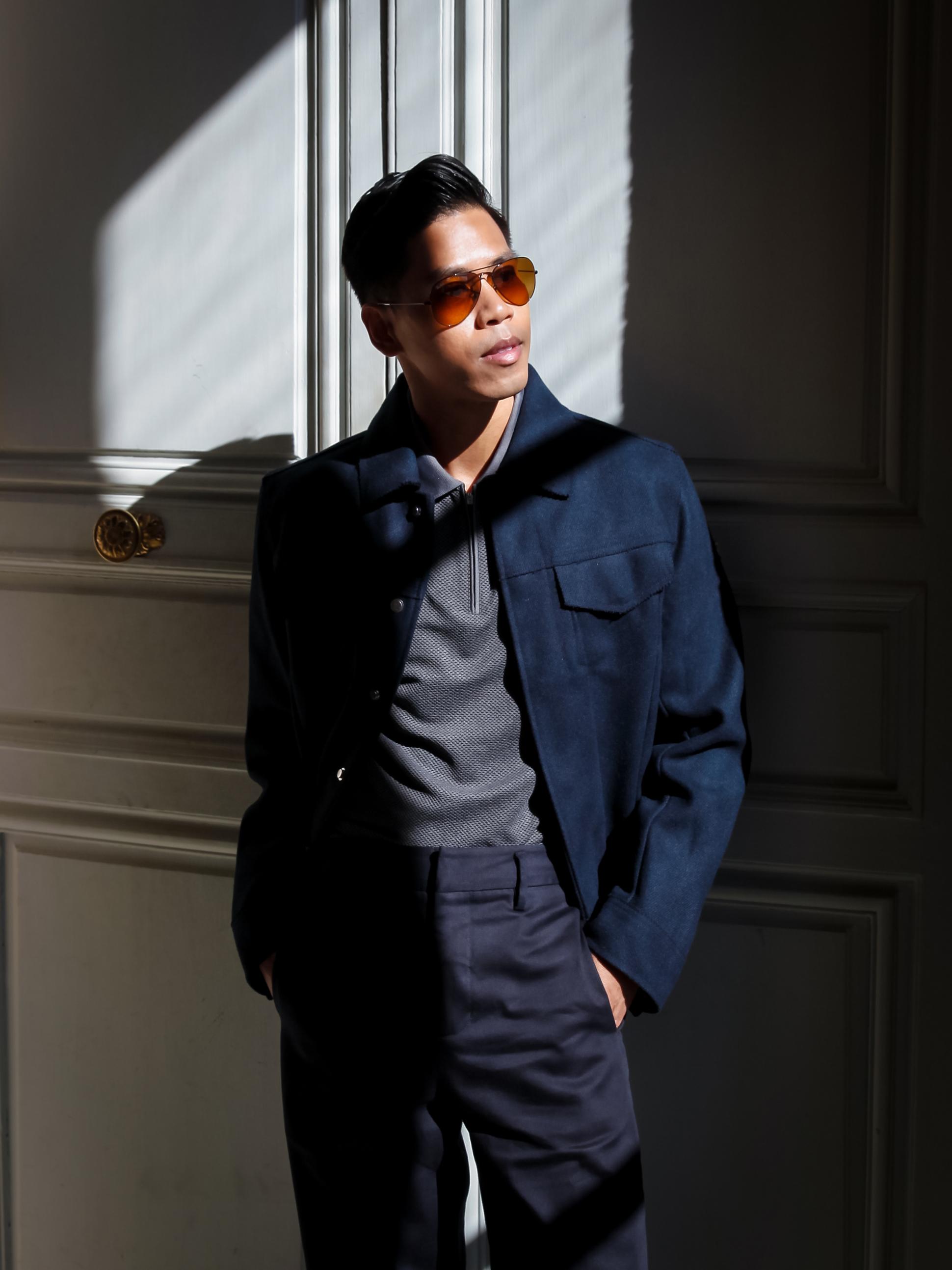 what to wear in paris street style men