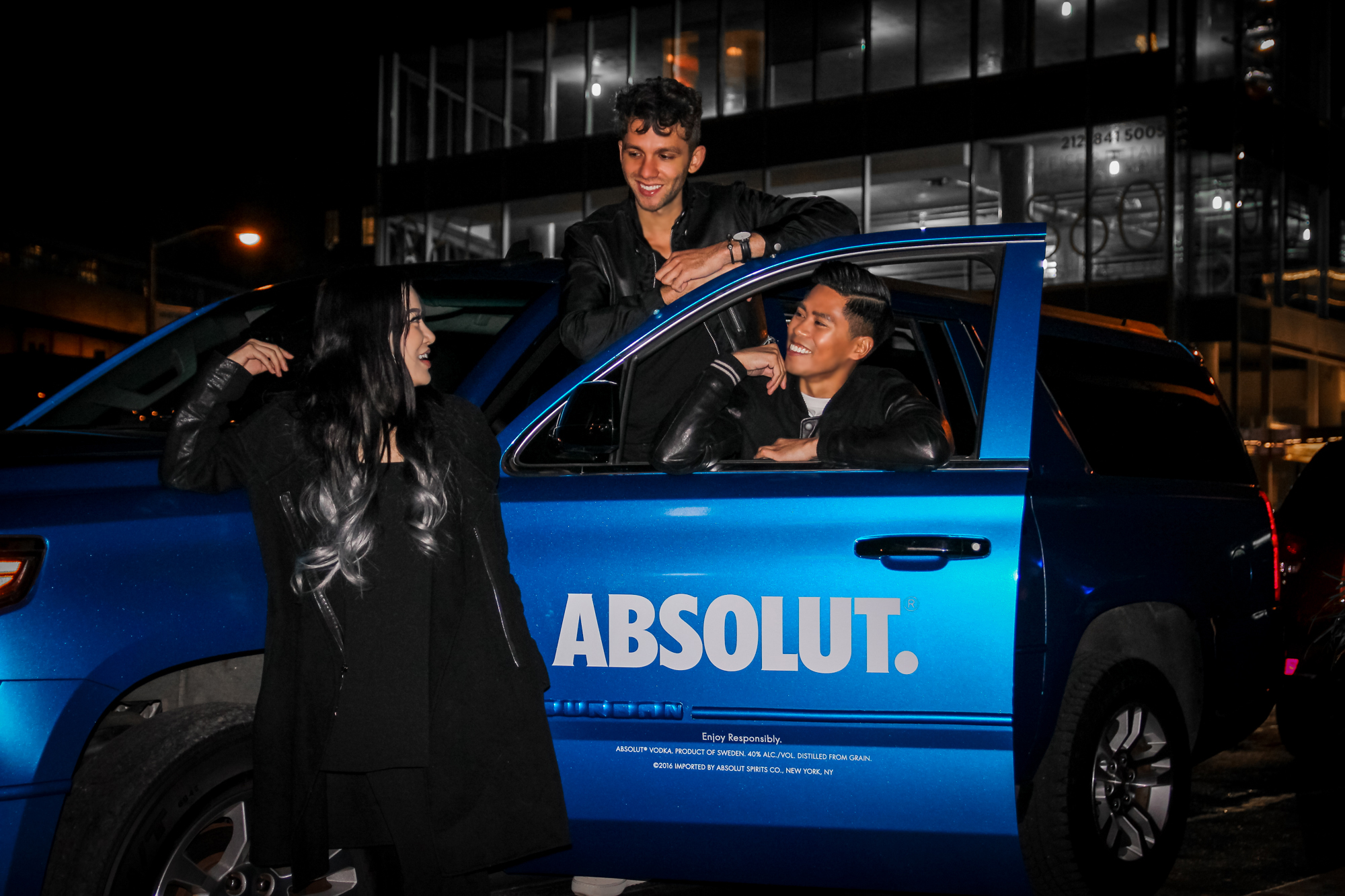 lyft absolut partnership absolut electrik vodka holiday bottle