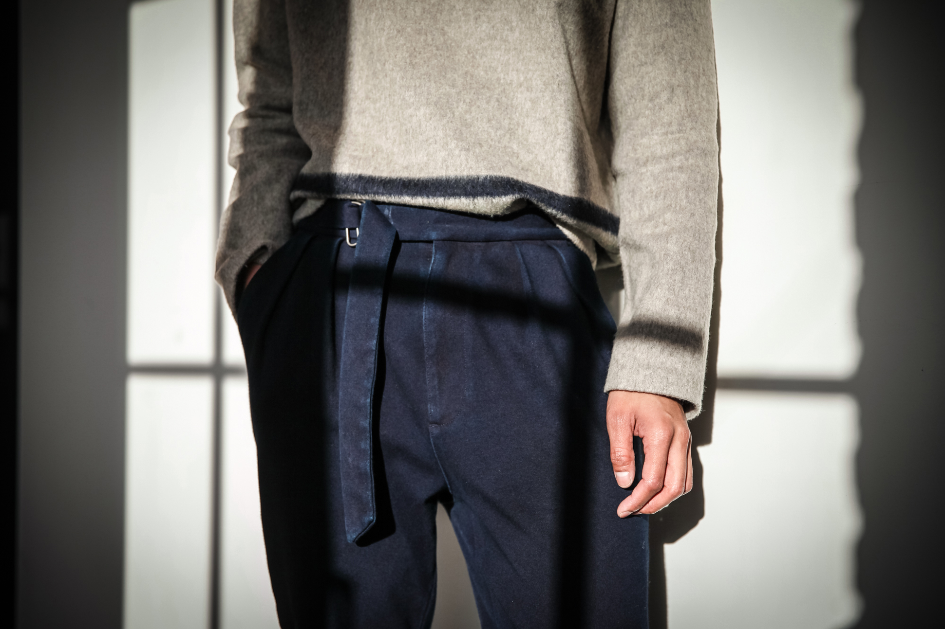 AG Jeans Indigo Capsule collection mens pants