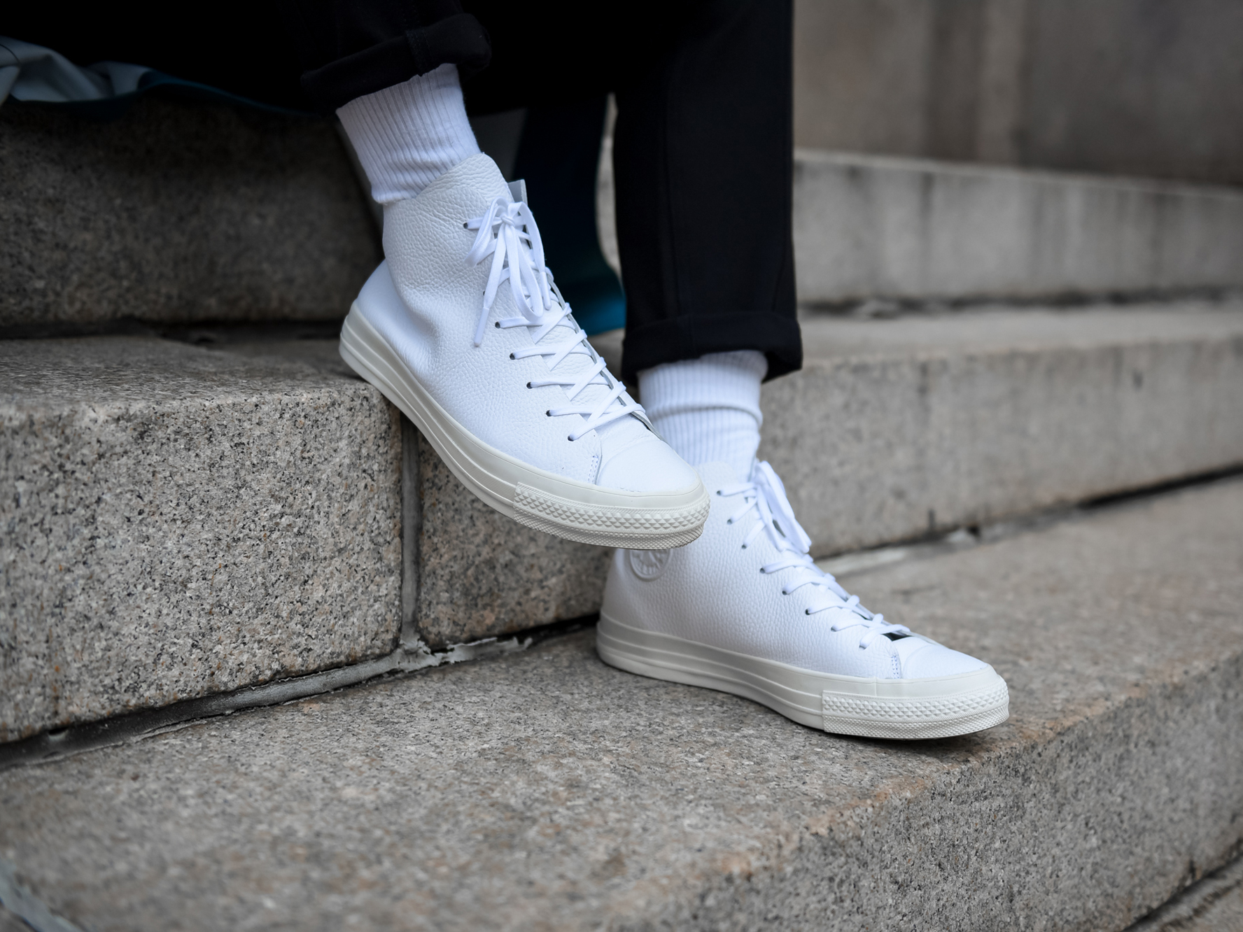 THE CONVERSE ALL STAR PRIME HIGH TOP UNISEX SHOE