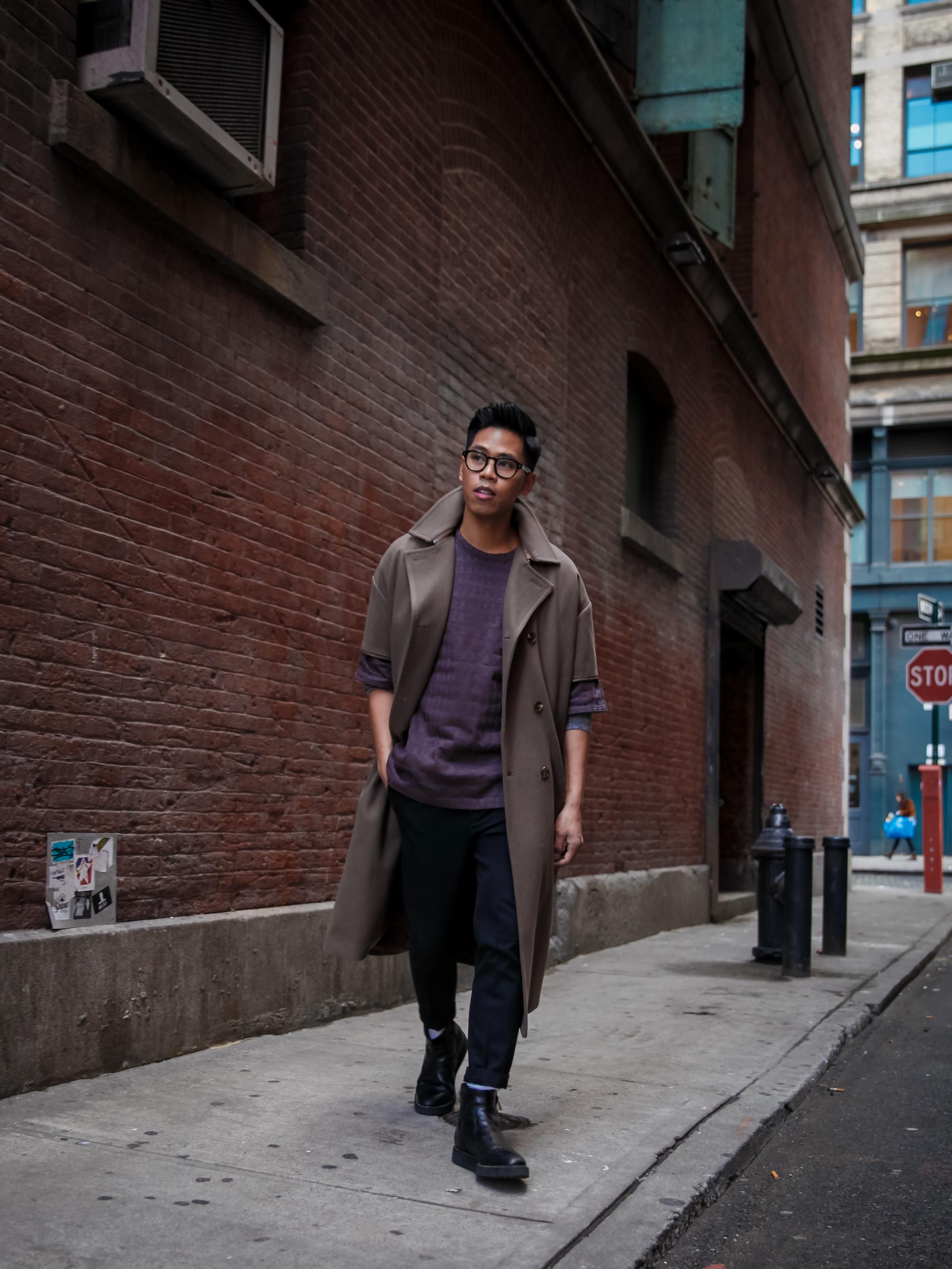 robert geller street style