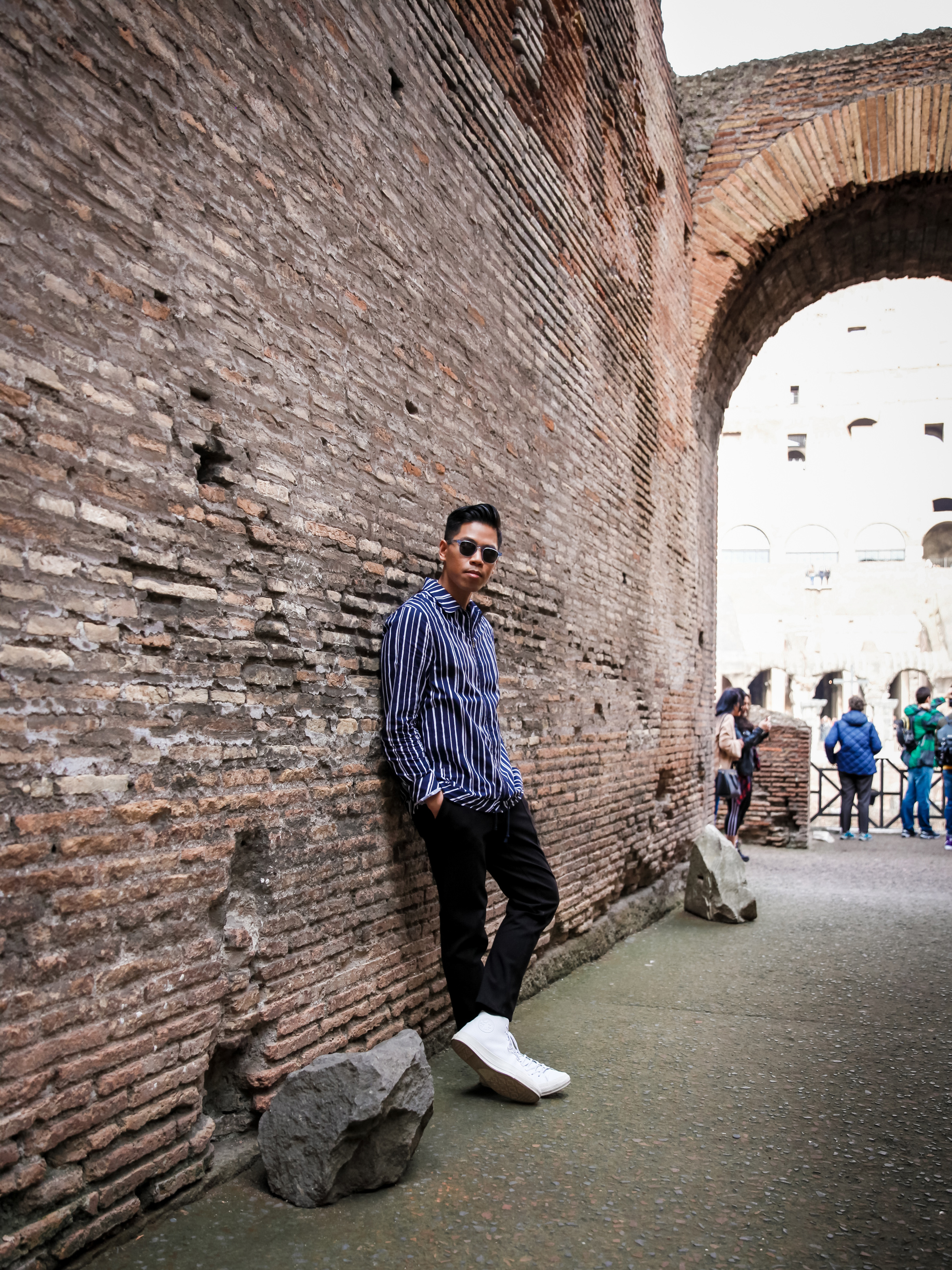 rome street style italy blogger