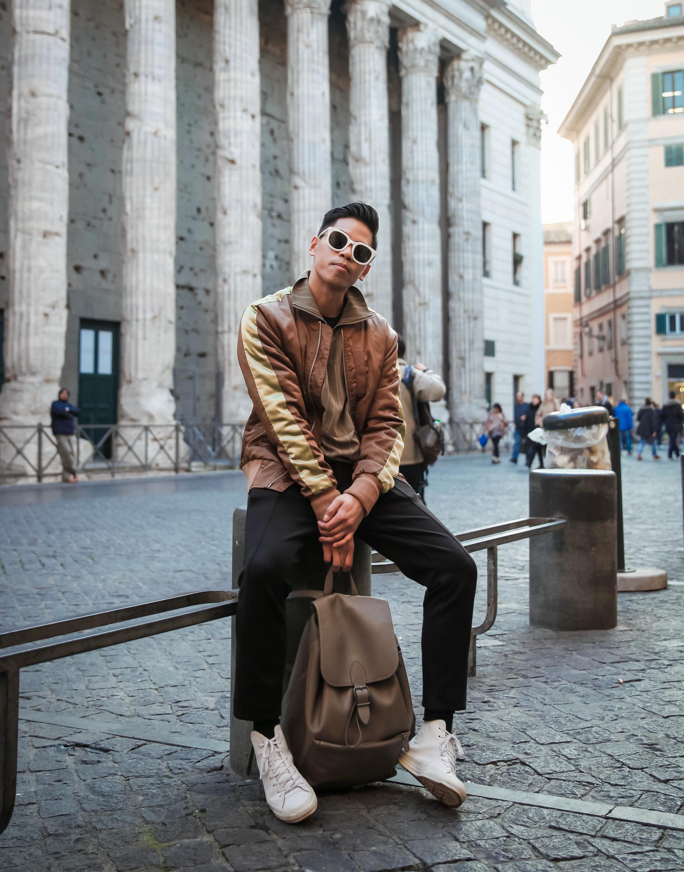 han kjobenhavn street style rome italy