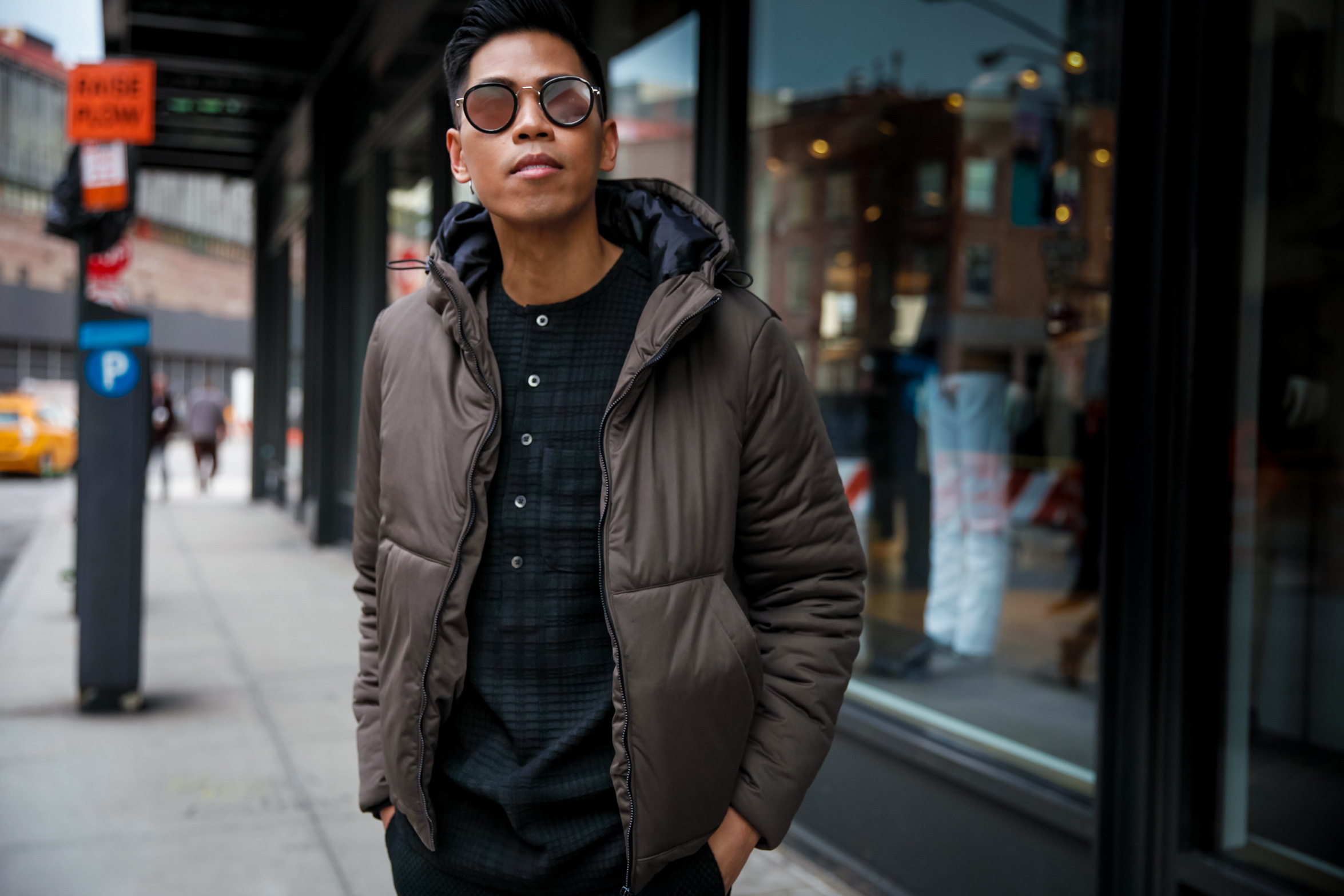 matiere collection street style outfit