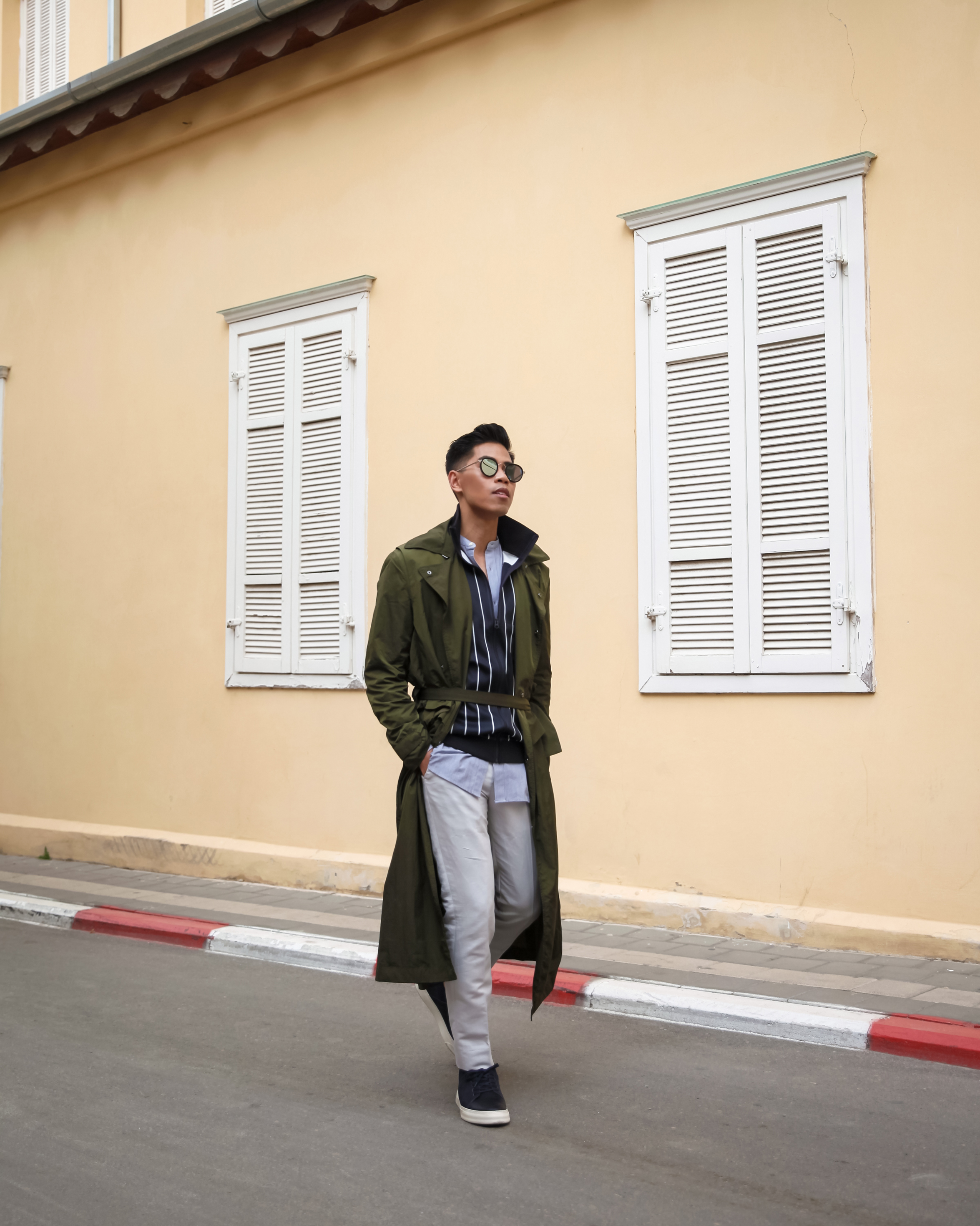 how to layer for spring