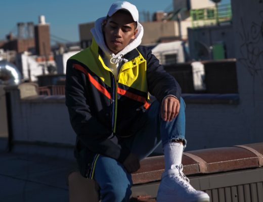 nautica x urban outfitters street style blogger lil yachty