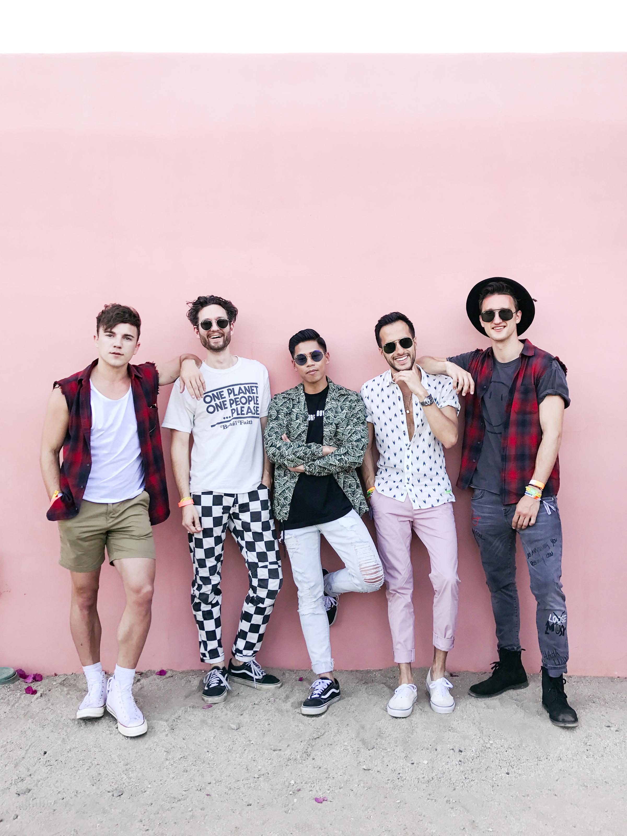 coachella 2017 blogger street style festival style