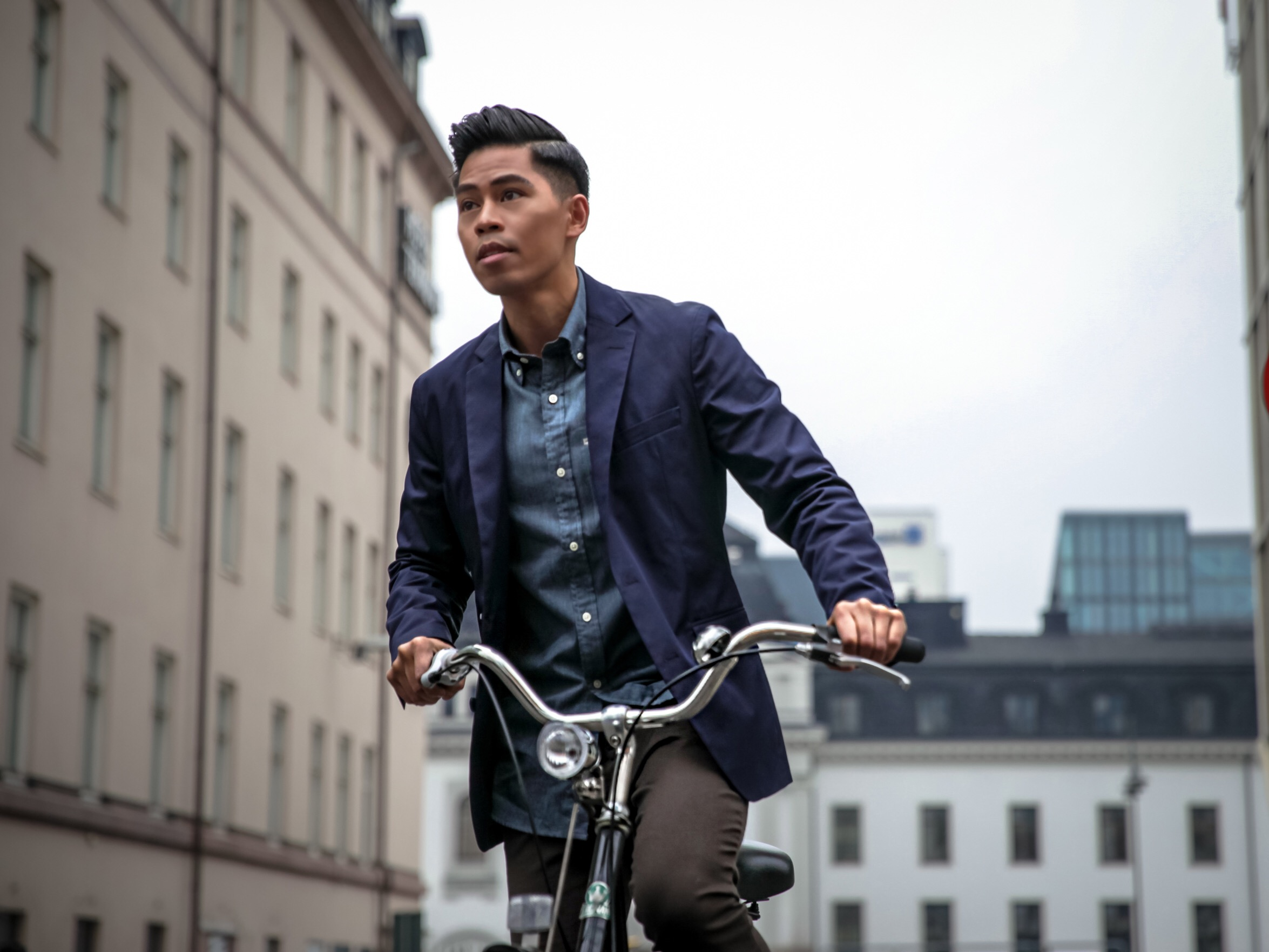 GANT Get Into Gear Commuter Capsule 2017