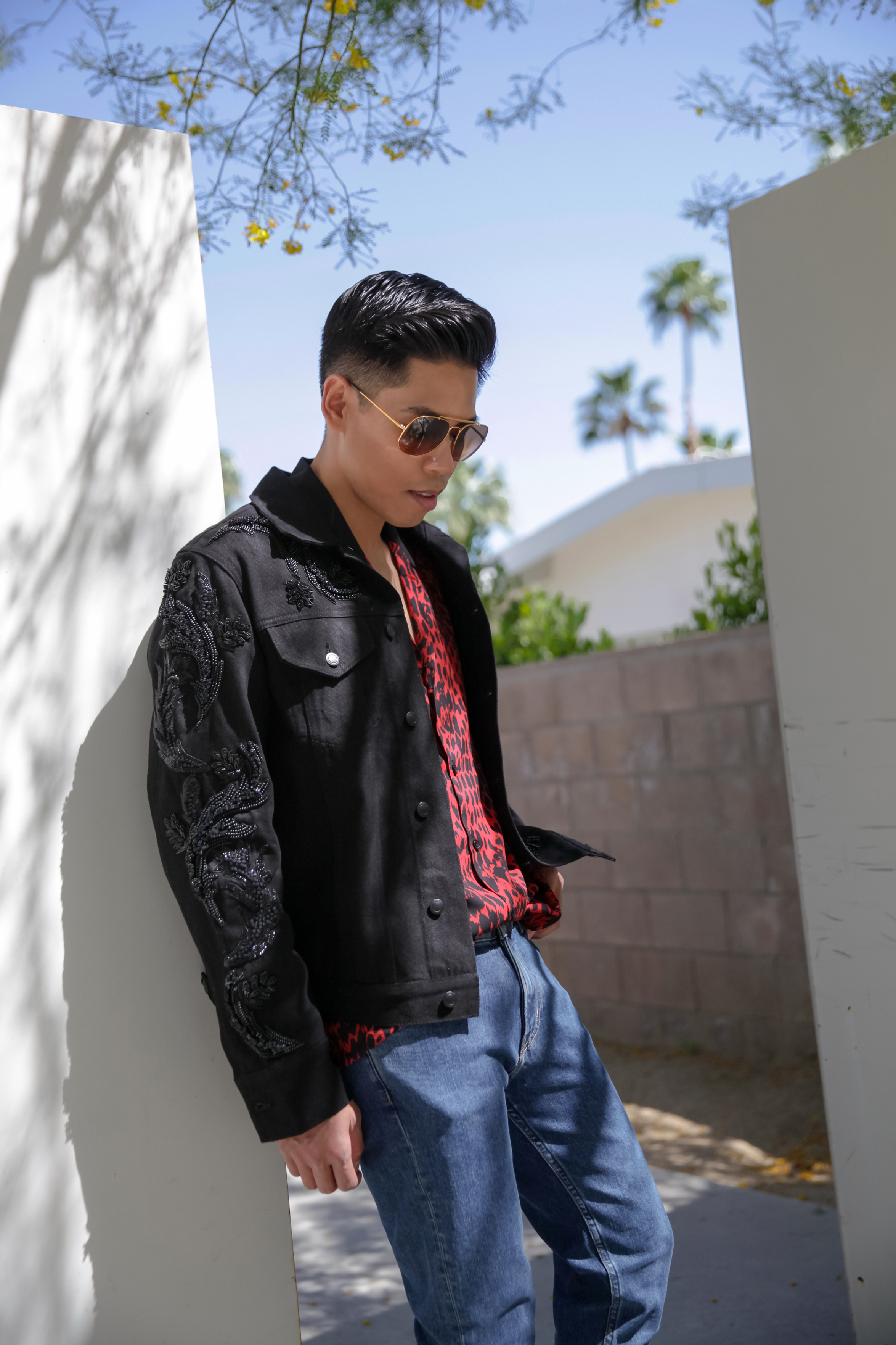 hm conscious exclusive 2017 men street style blogger