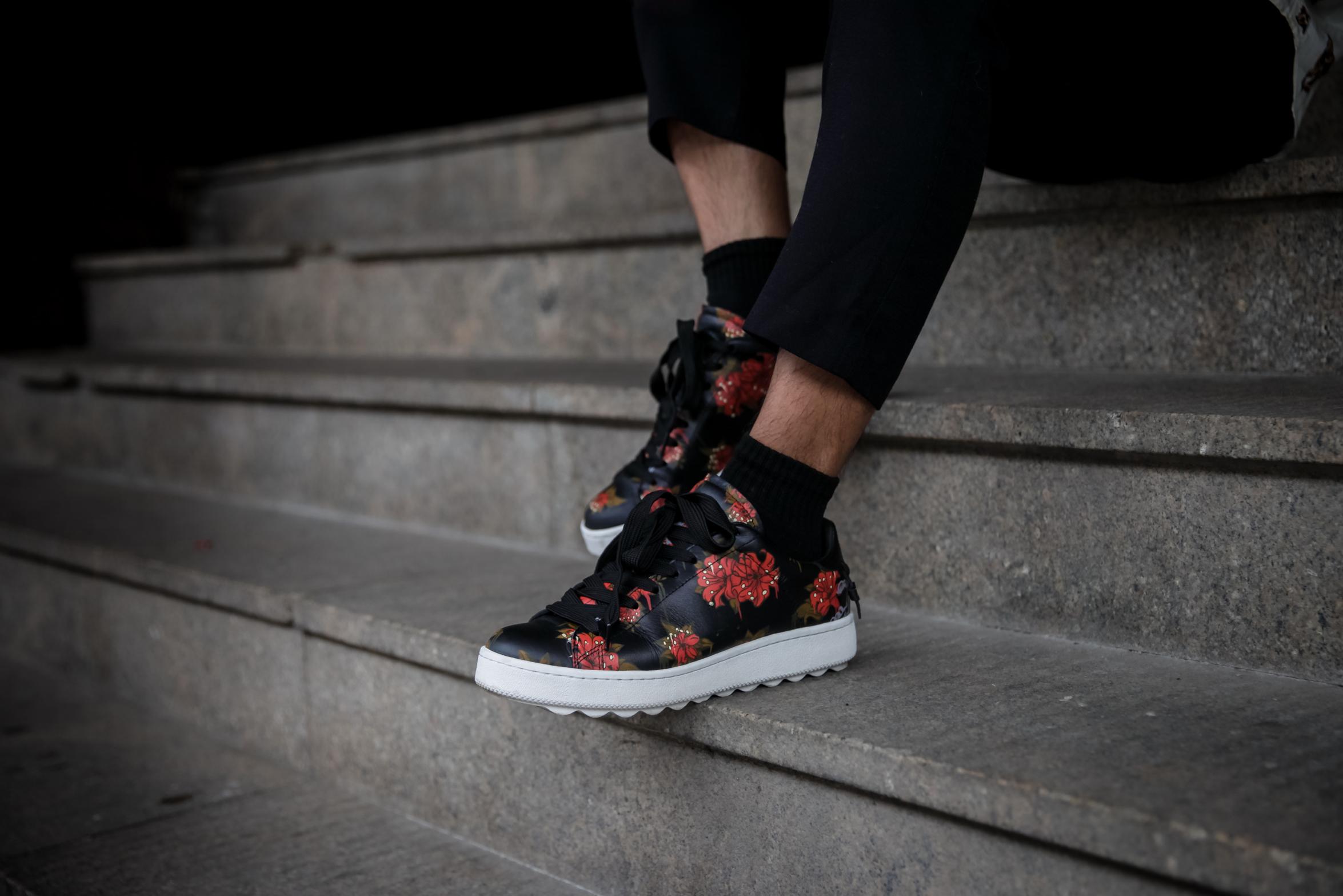 coach mens sneaker street style