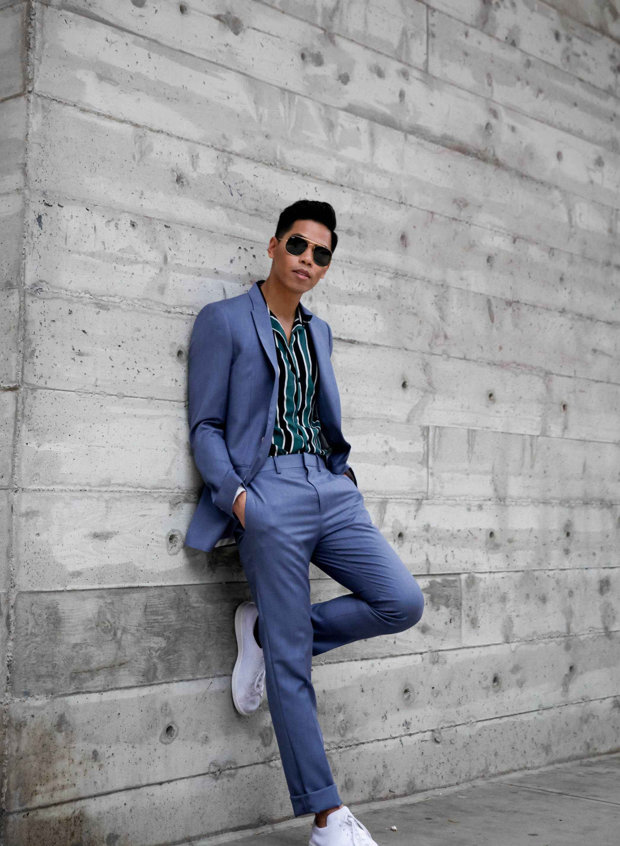 nordstrom x topman spring suiting