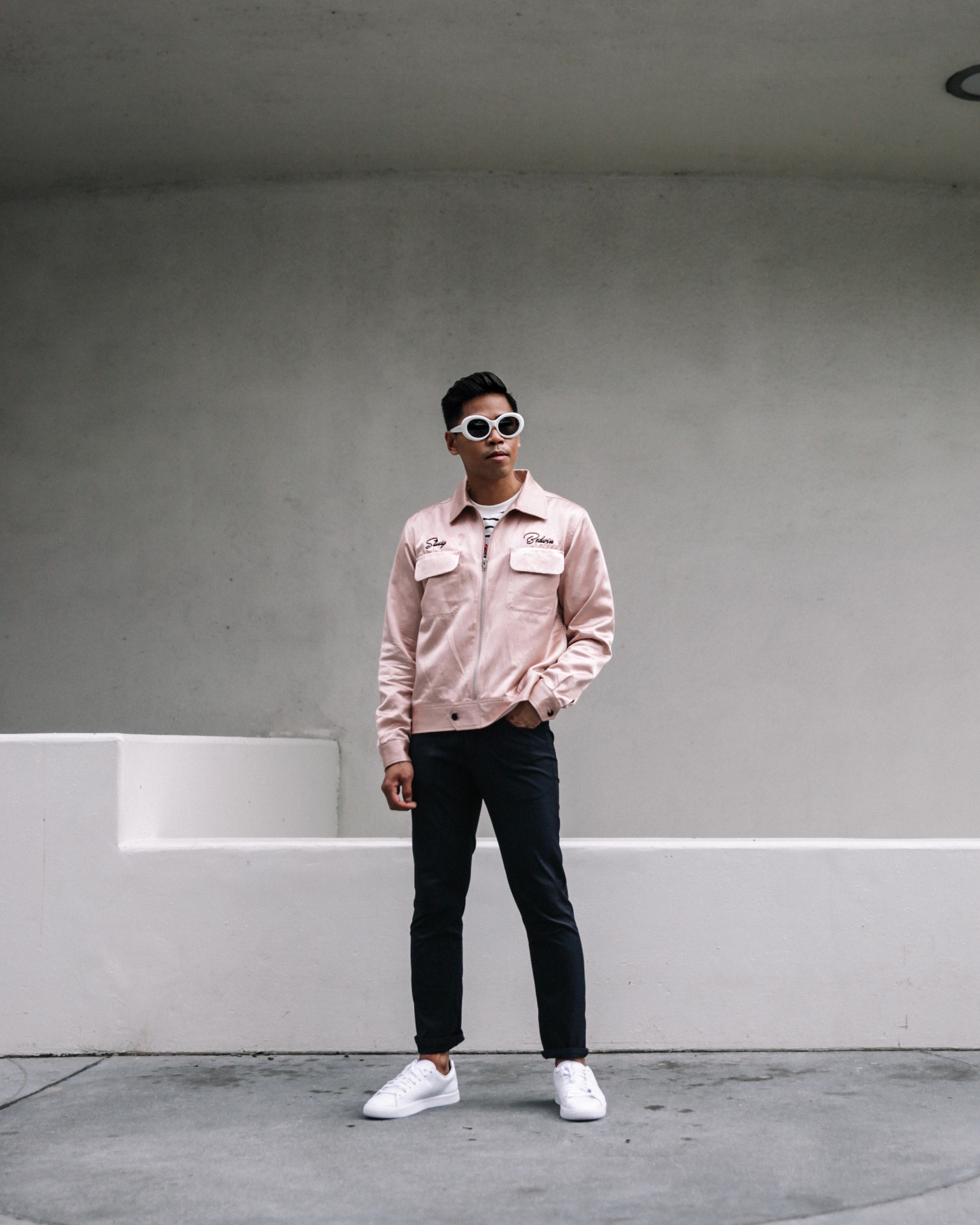 stussy x bedwin the heartbreakers street style blogger