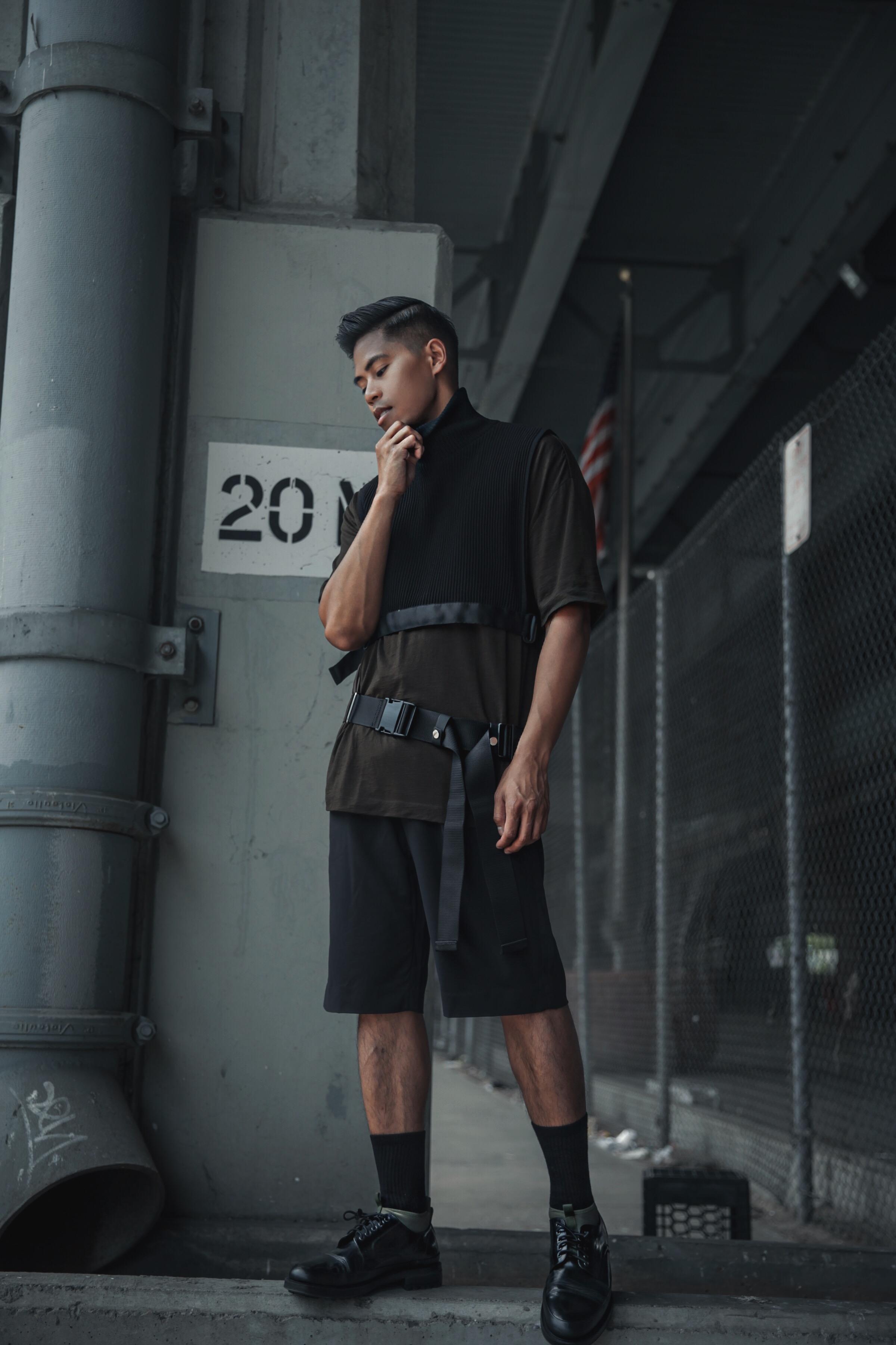 HM Studio Man AW17 lookbook street style blogger
