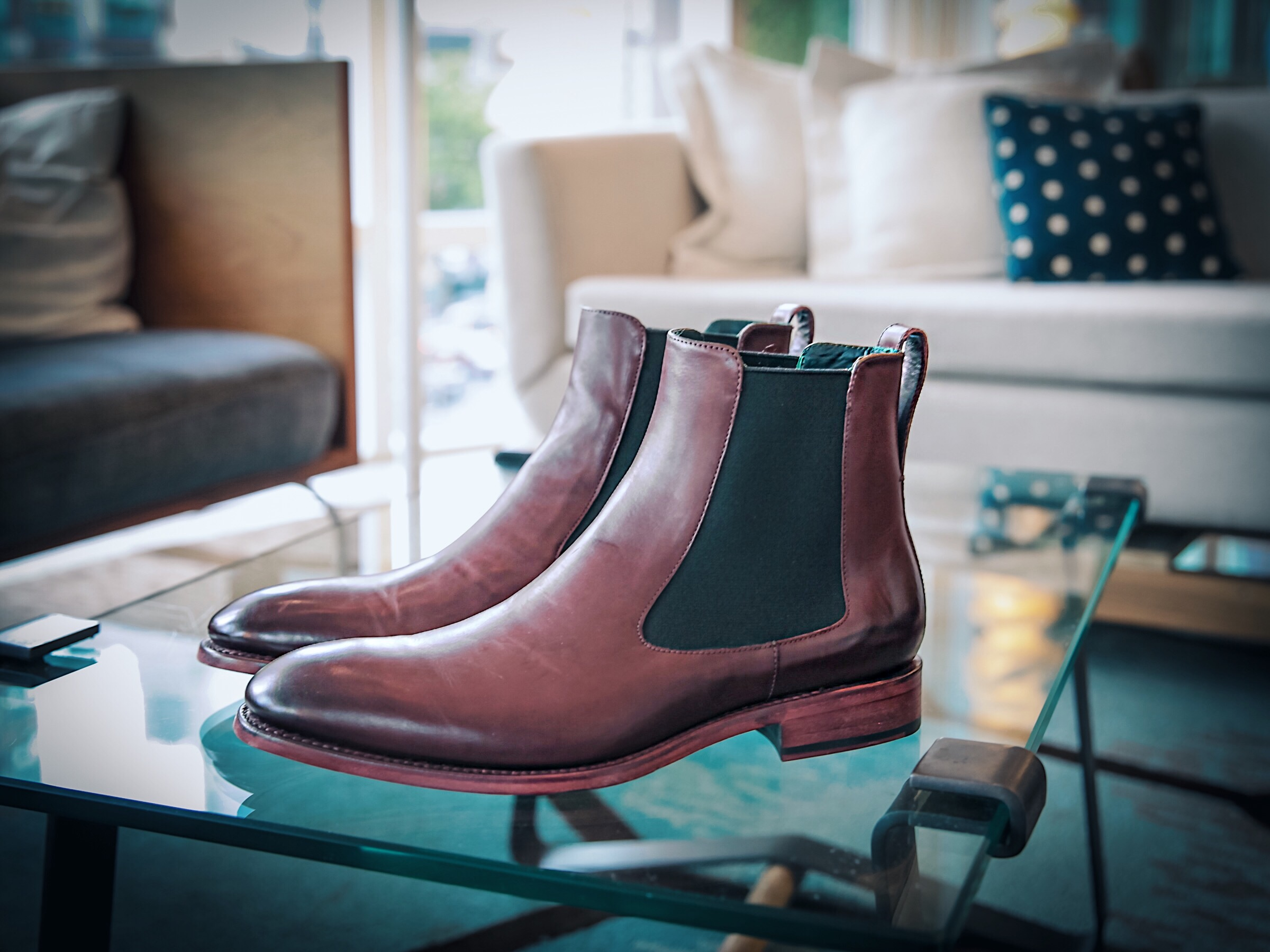 the milton shoe company canadian luxury mens shoes