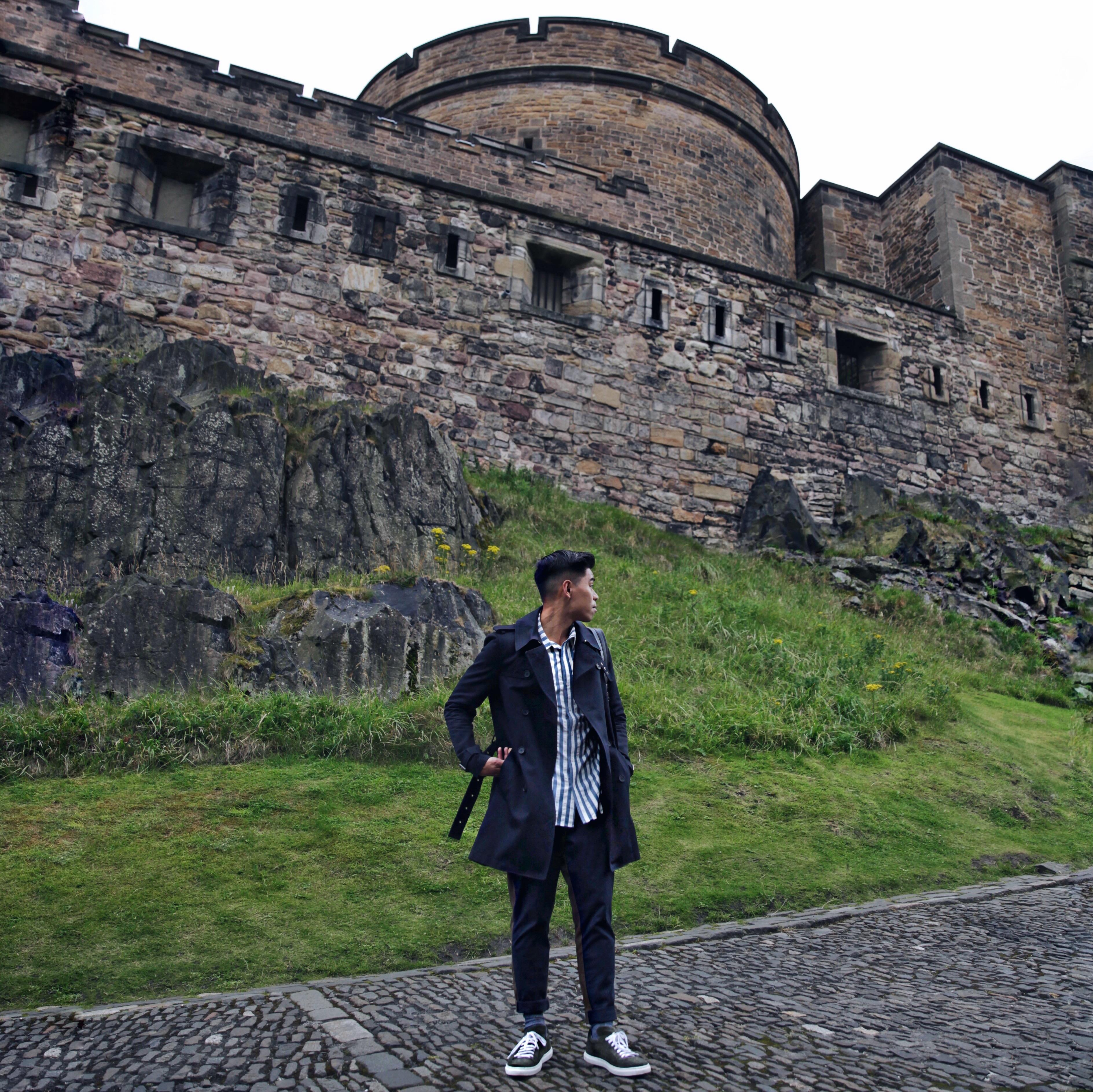 edinburgh castle visit scotland