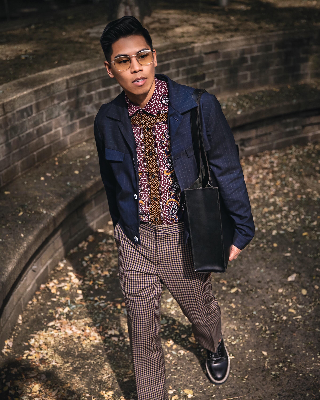 mens 70s american trend 2017 street style blogger menswear