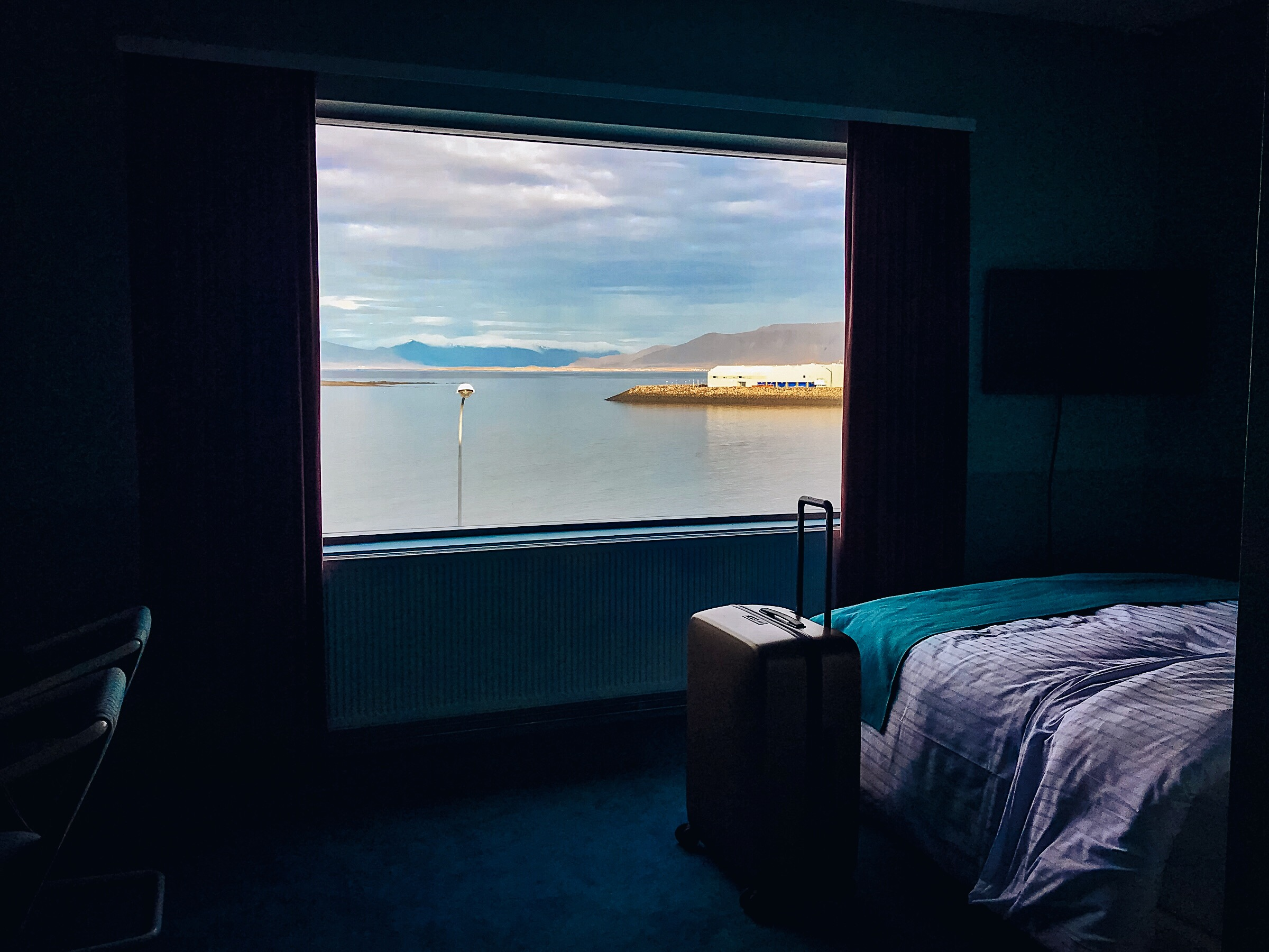 hostel vs hotel in reykjavik iceland with hostelworld blogger