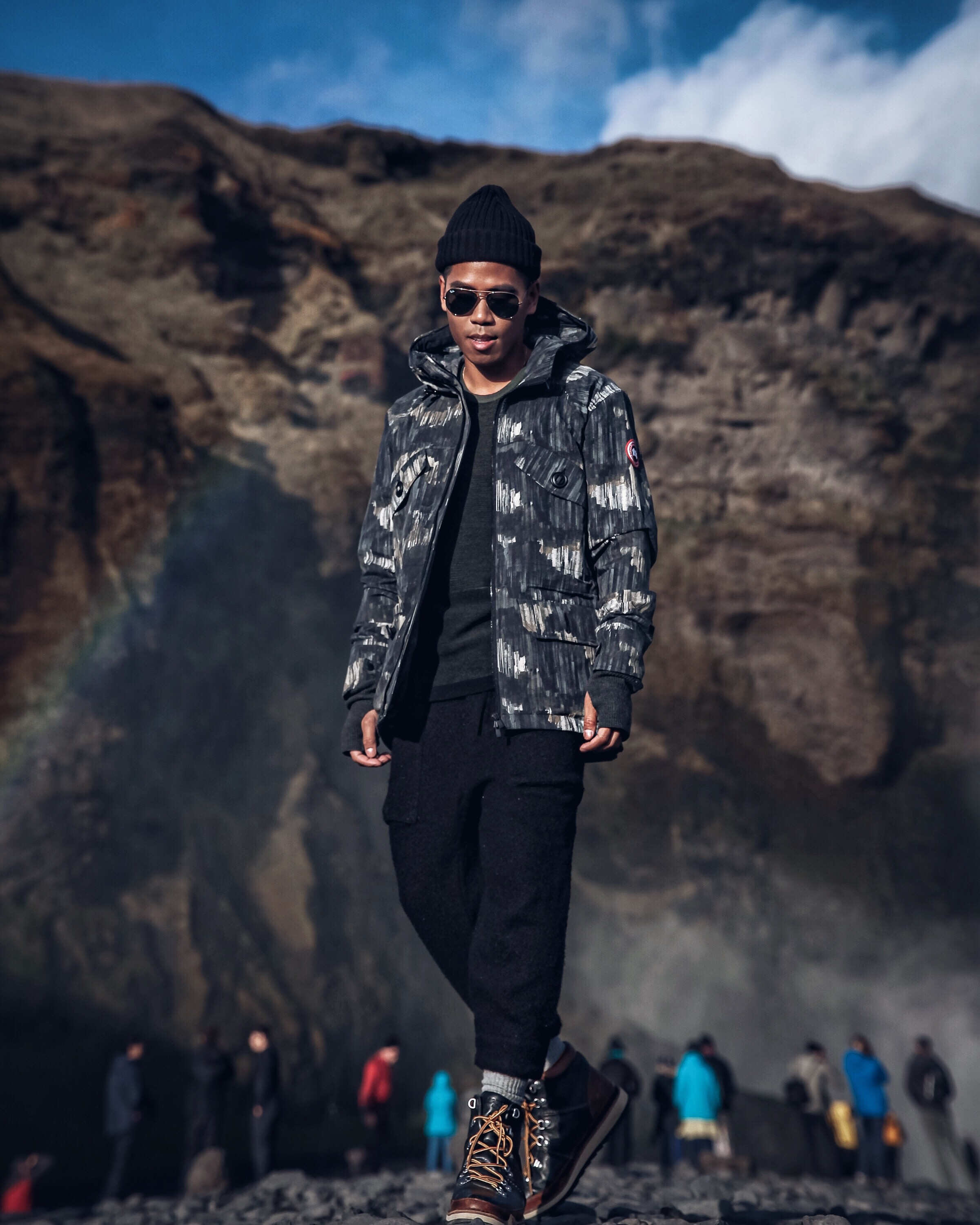 Altitude Sports technical outerwear for the outdoors fall styling